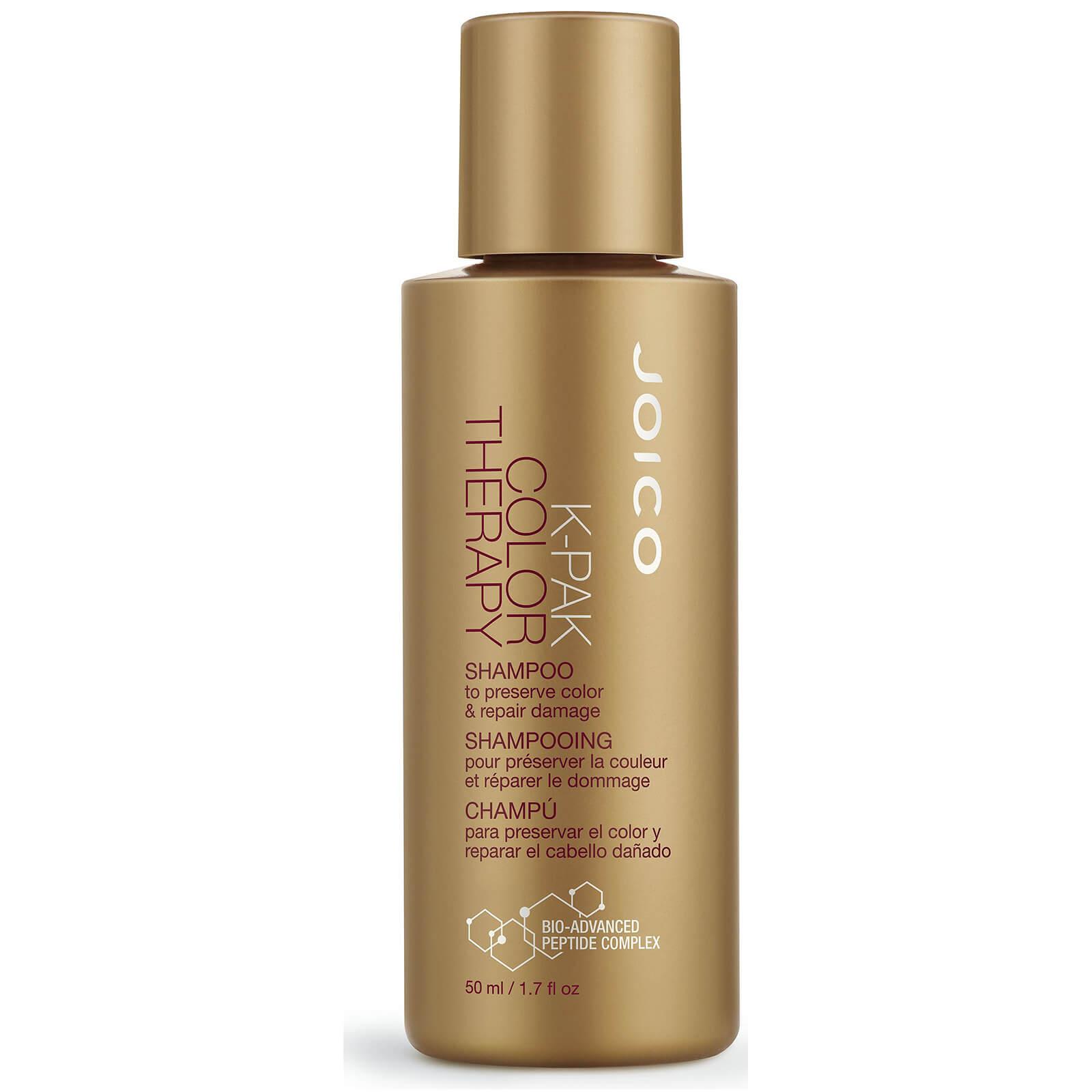 Купить Joico K-Pak Color Therapy Shampoo 50ml