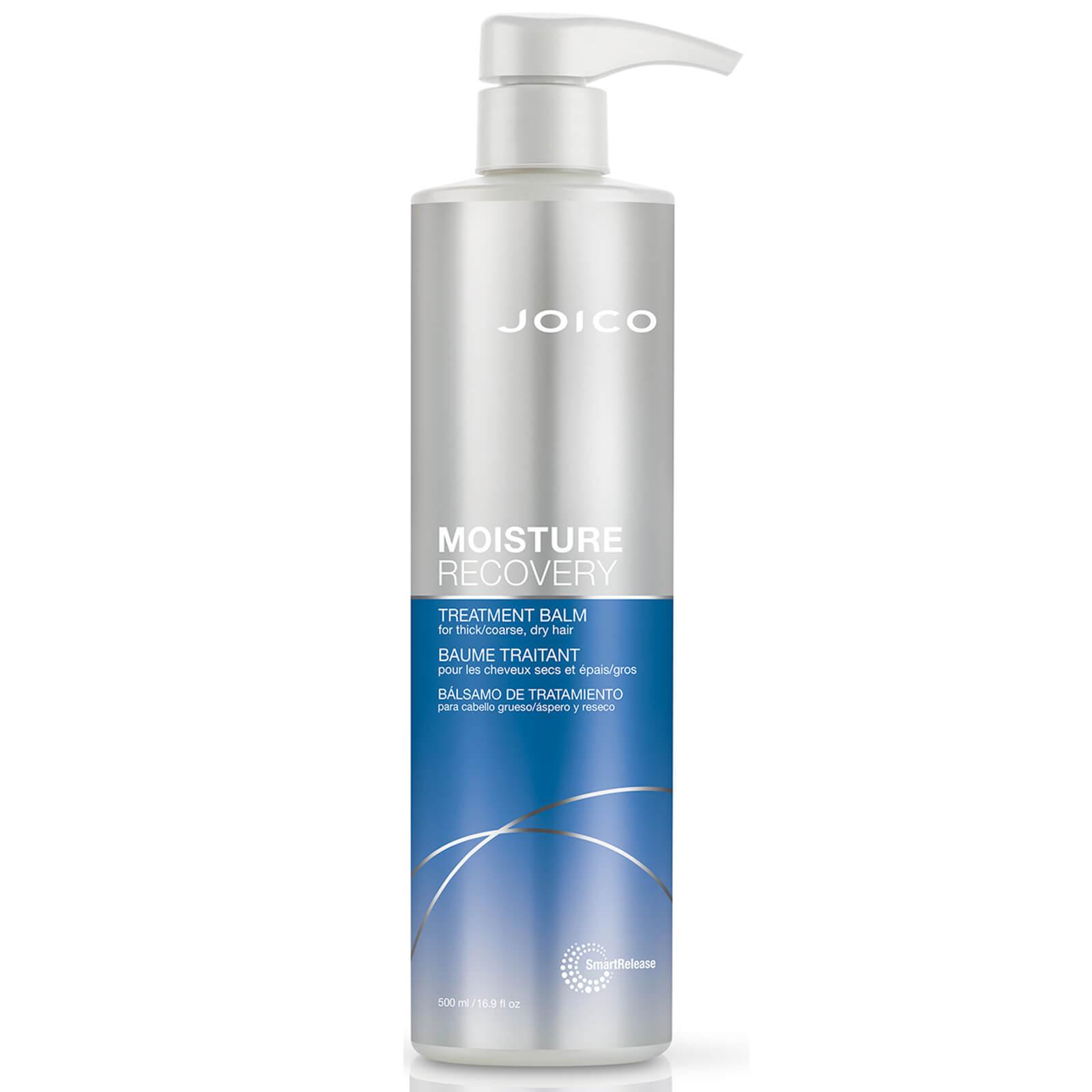 Купить Joico Moisture Recovery Treatment Balm For Thick-Coarse, Dry Hair 500ml