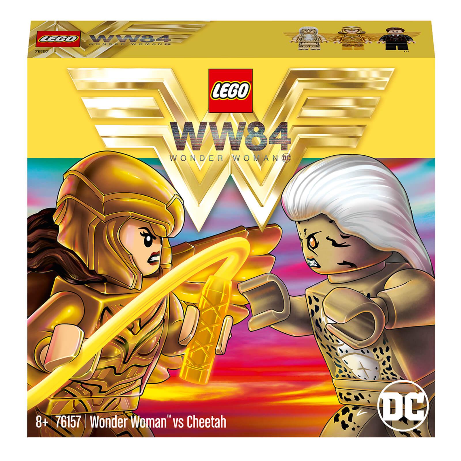 Image of 76157 LEGO® DC COMICS SUPER HEROES Wonder Woman™ vs Cheetah™