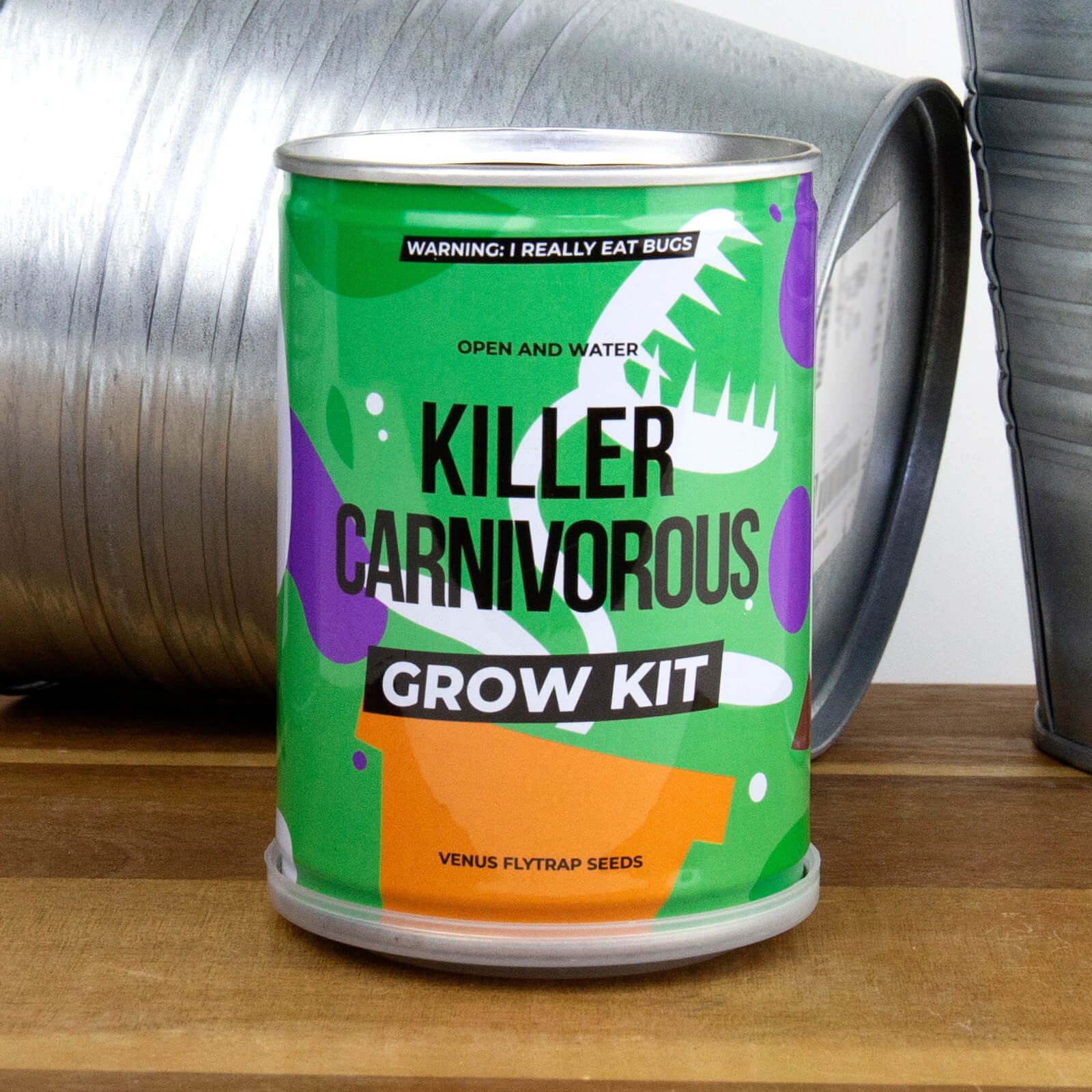 Image of Grow Tin - Killer Carnivorous