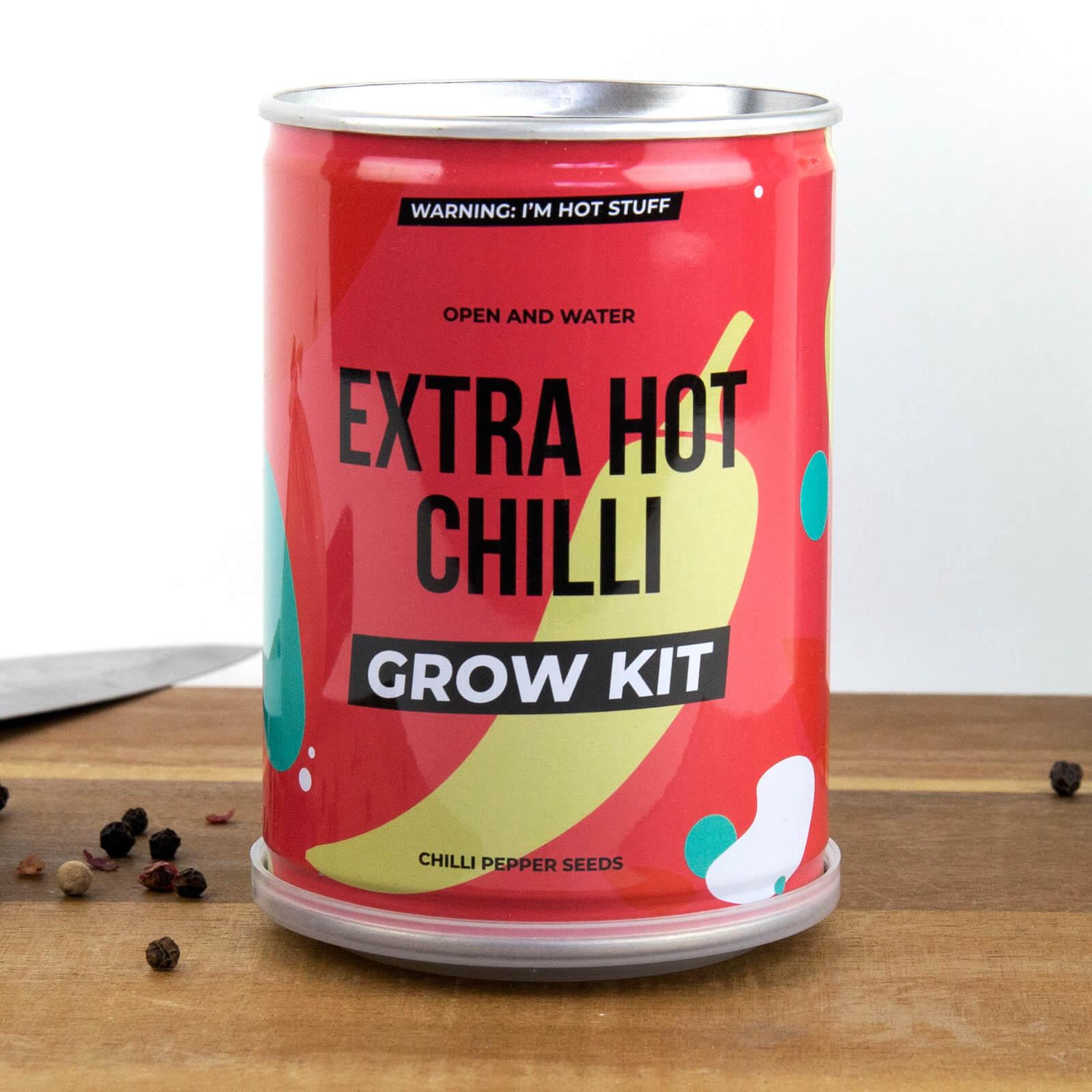 Image of Grow Tin - Extra Hot Chilli
