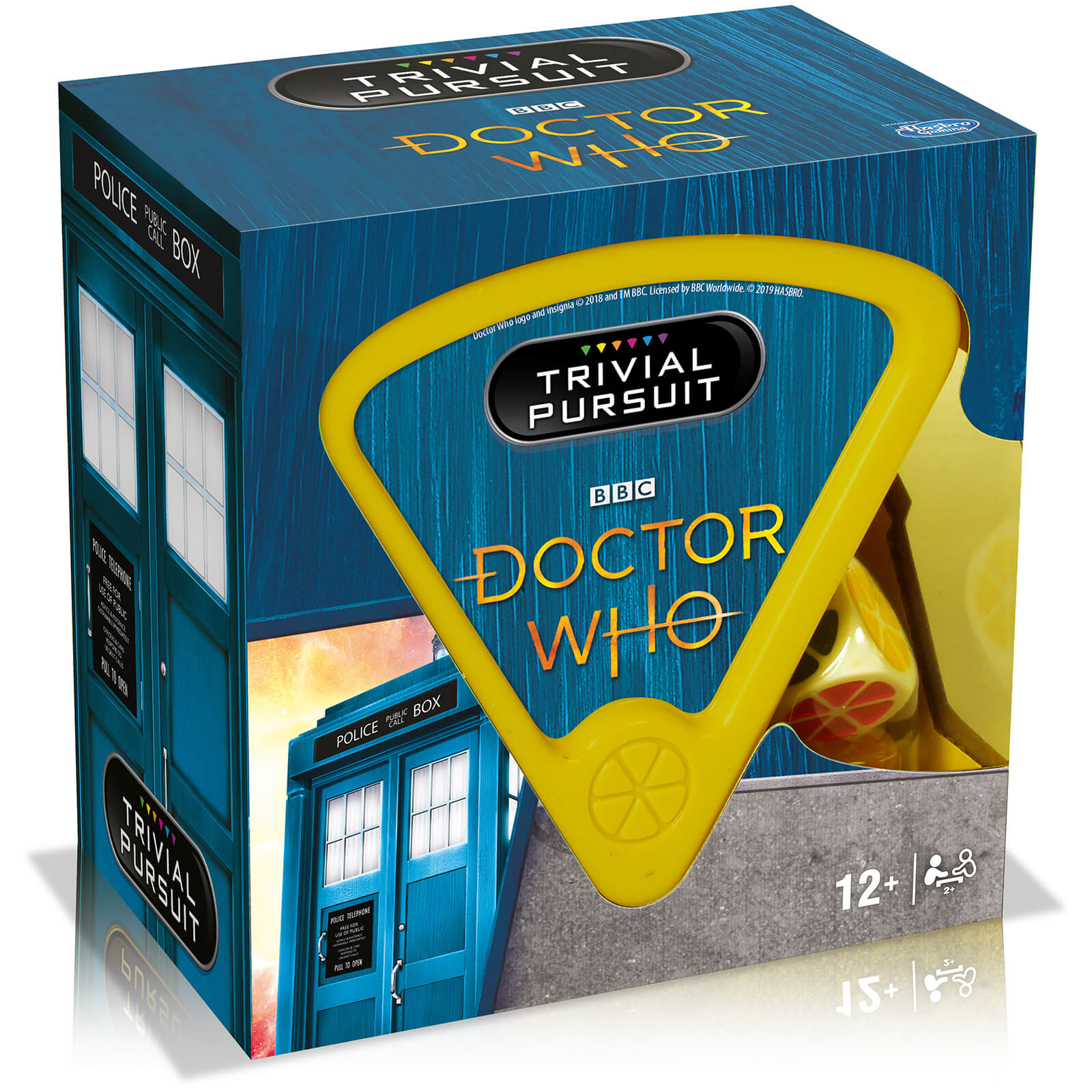 Image of Trivial Pursuit Game - Dr Who Edition