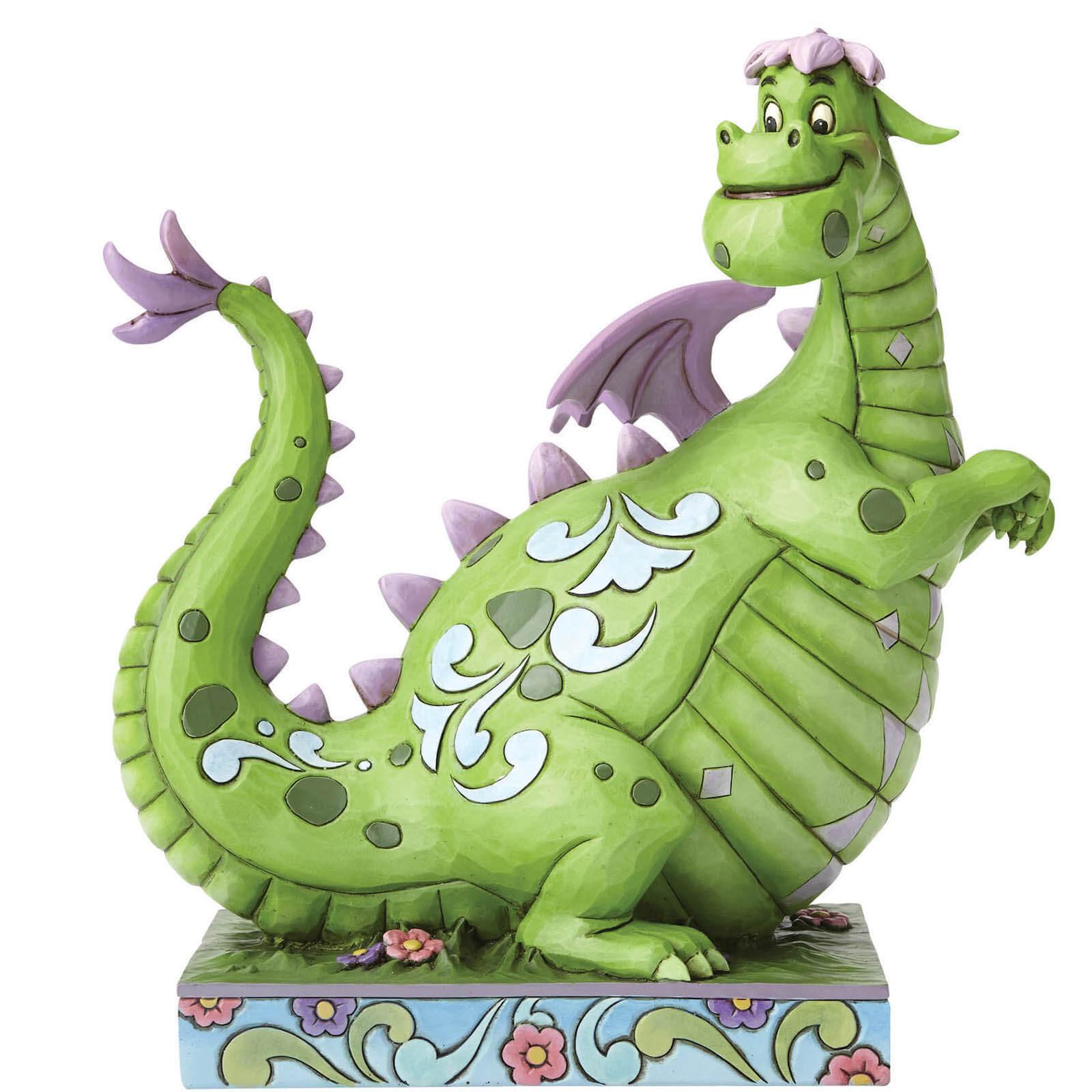 Image of Enesco Disney Traditions A Boy's Best Friend - Elliott DragonFigurine 23cm