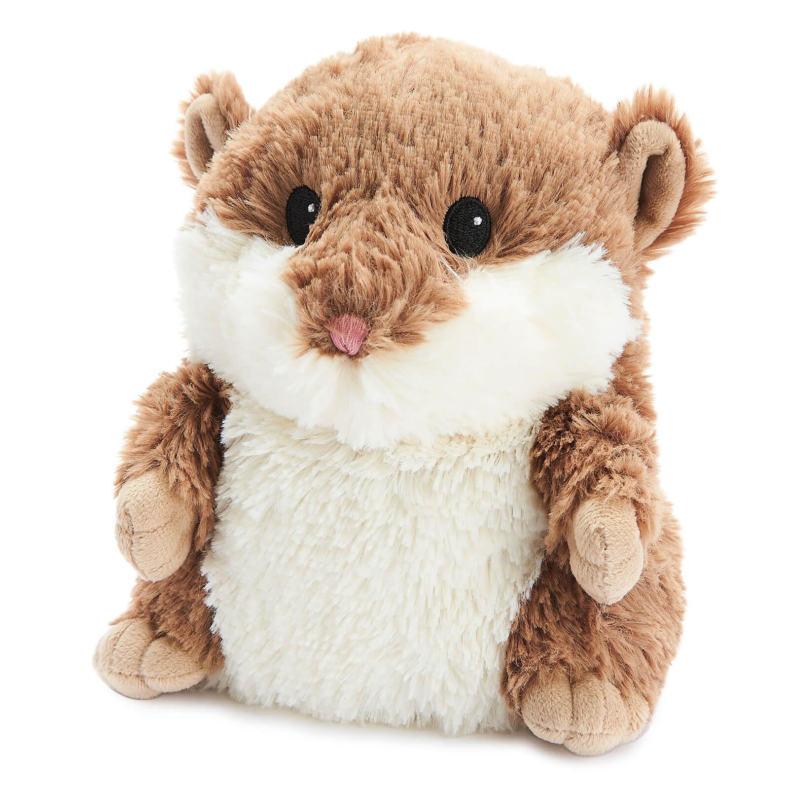 Image of Warmies Heatable Hamster