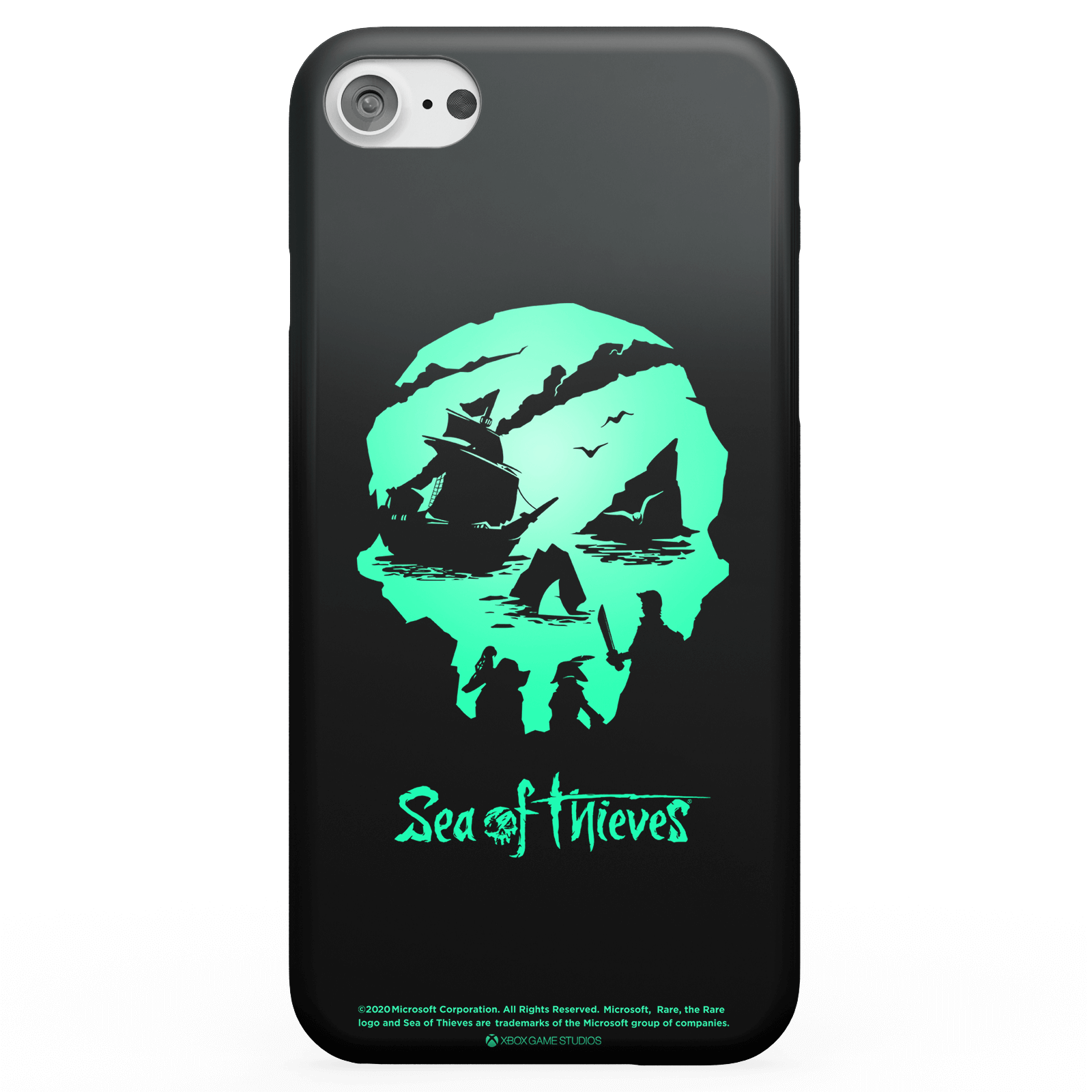Sea Of Thieves 2nd Anniversary Phone Case for iPhone and Android - iPhone 6 Plus - Tough Case - Matte