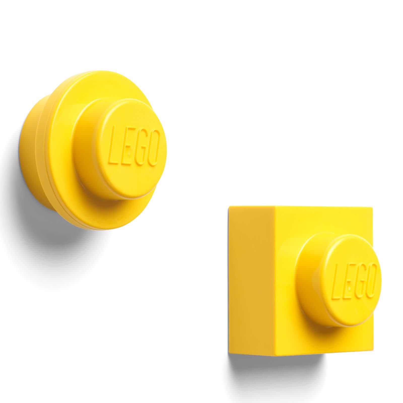 LEGO Magnet Set   Yellow