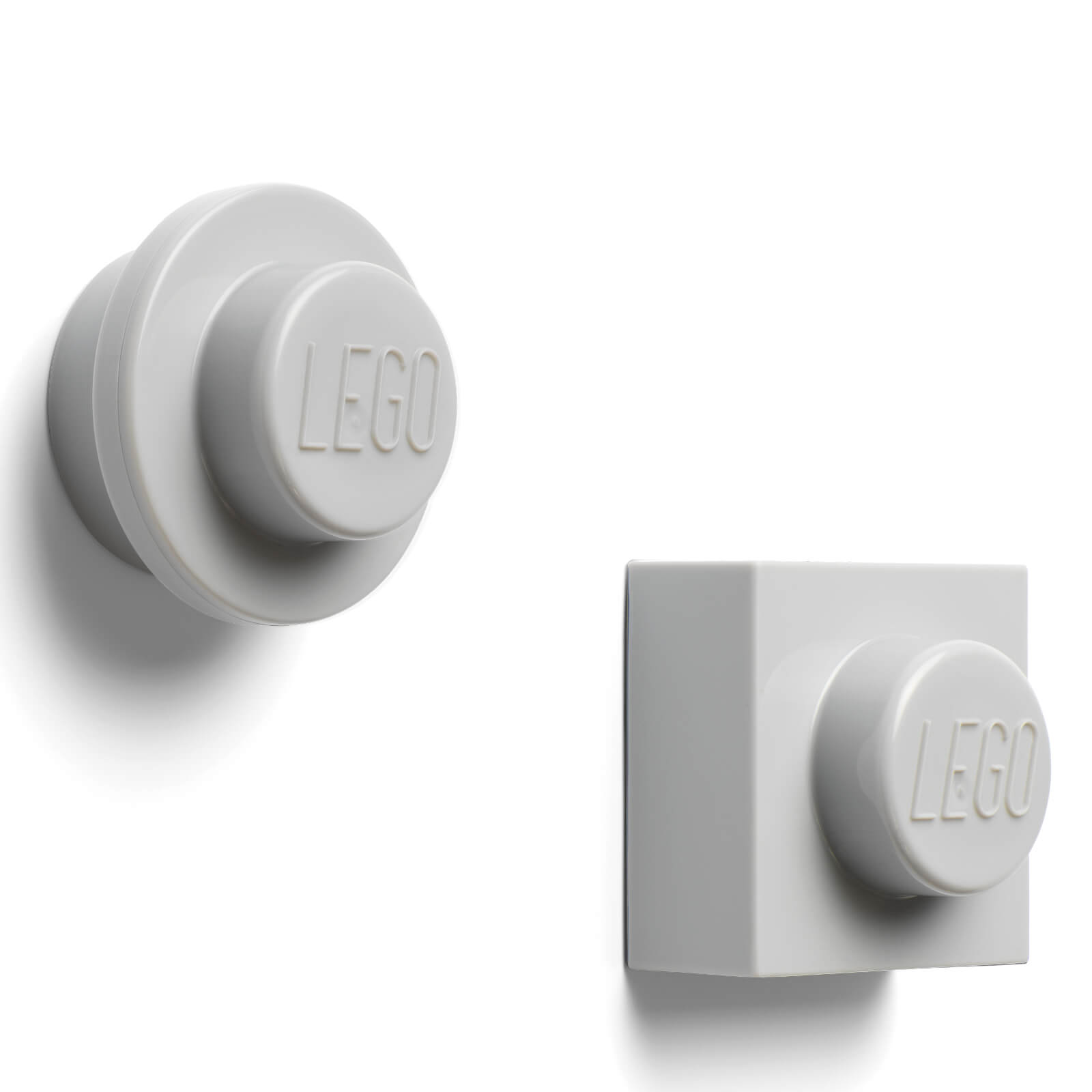 LEGO Magnet Set   Grey