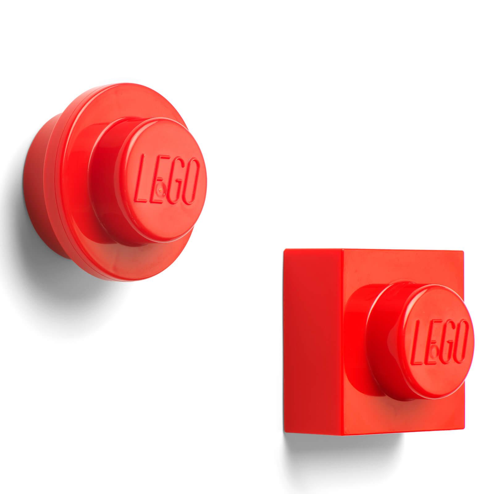 LEGO Magnet Set   Red