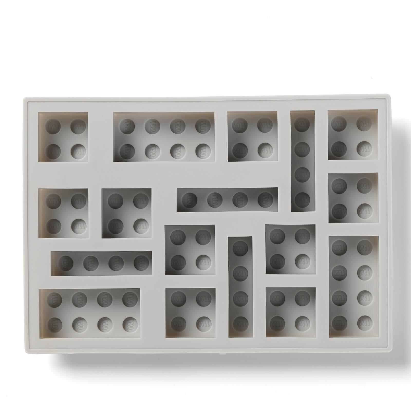 LEGO Ice Cube Tray   Grey