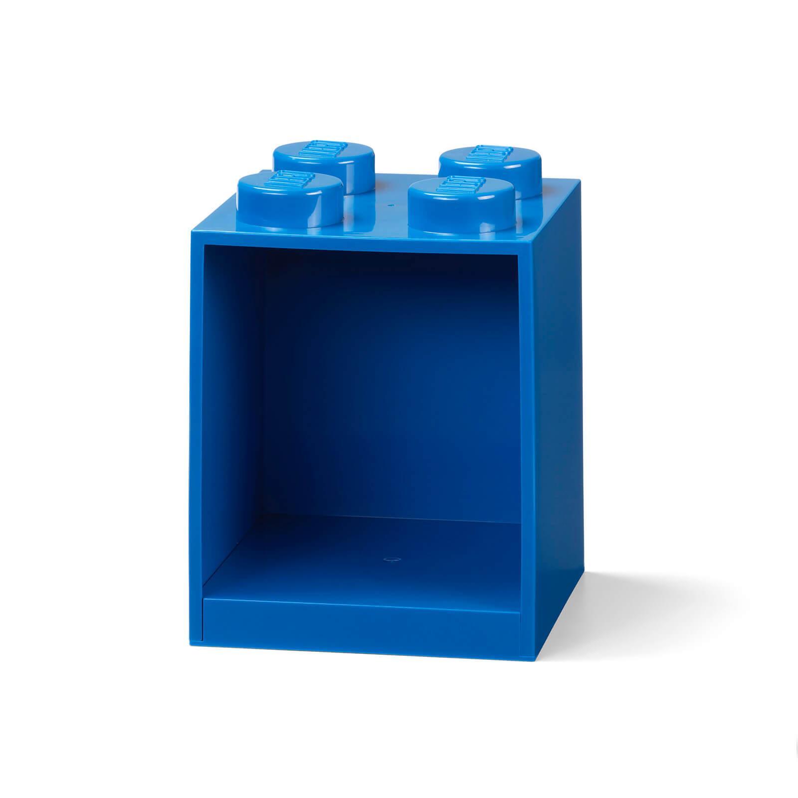 Image of LEGO Storage Brick Shelf 4 - Blue