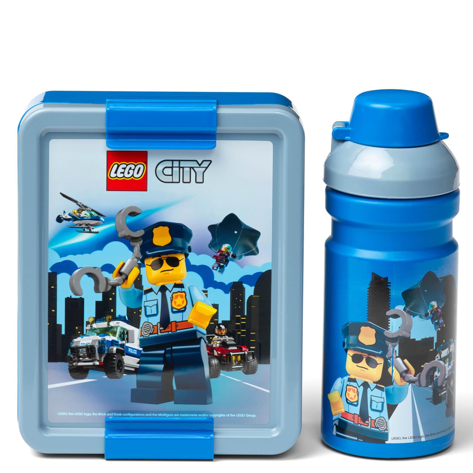 Image of LEGO Storage City Lunch Box Set