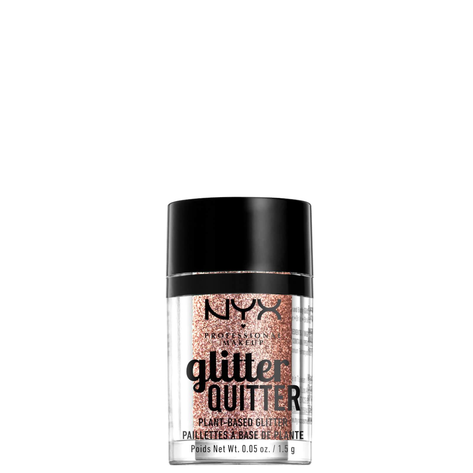 Купить NYX Professional Makeup Биоразлагаемый глиттер для лица и тела (различные оттенки) - Bronze