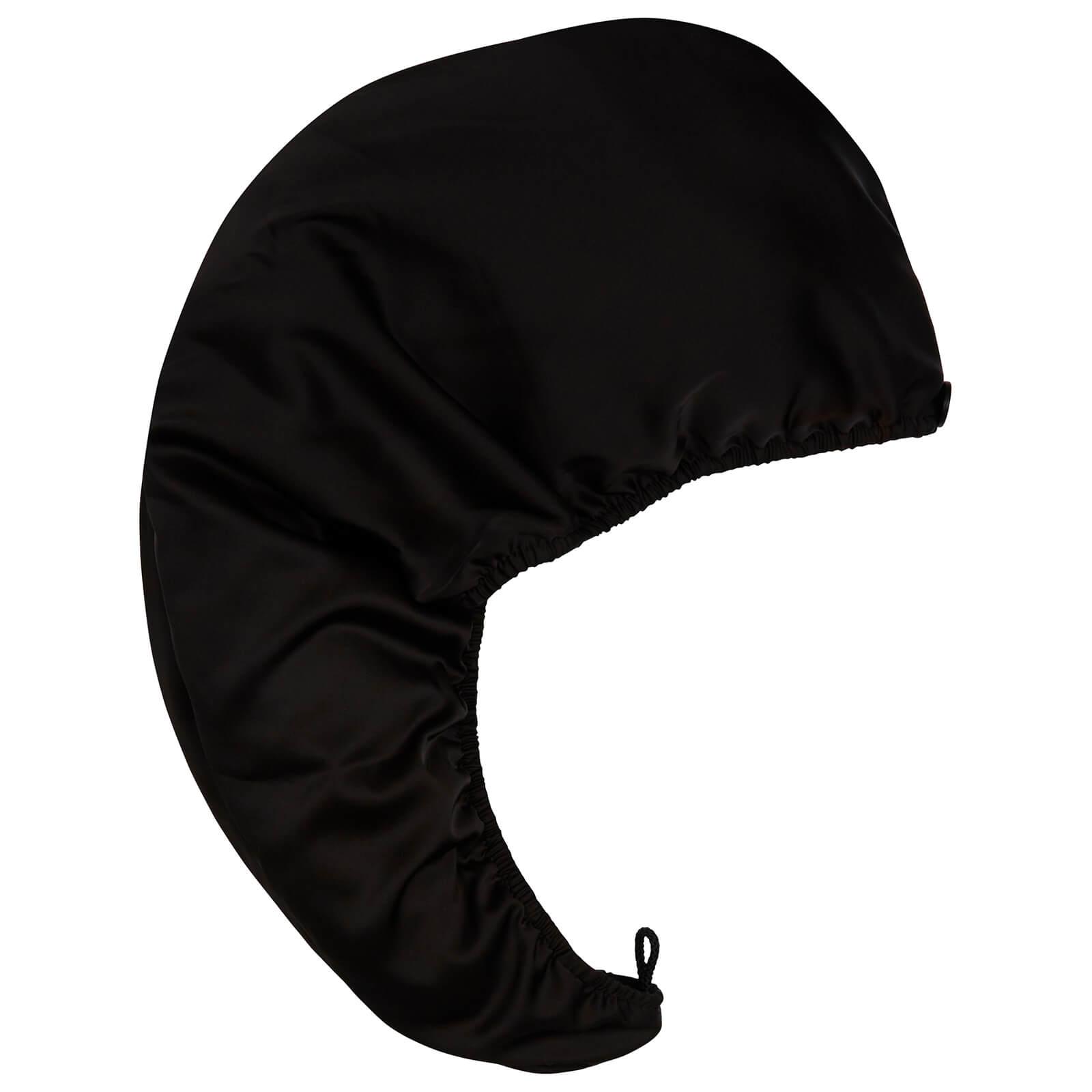 Купить AQUIS Black Double Layer Hair Turban - Exclusive
