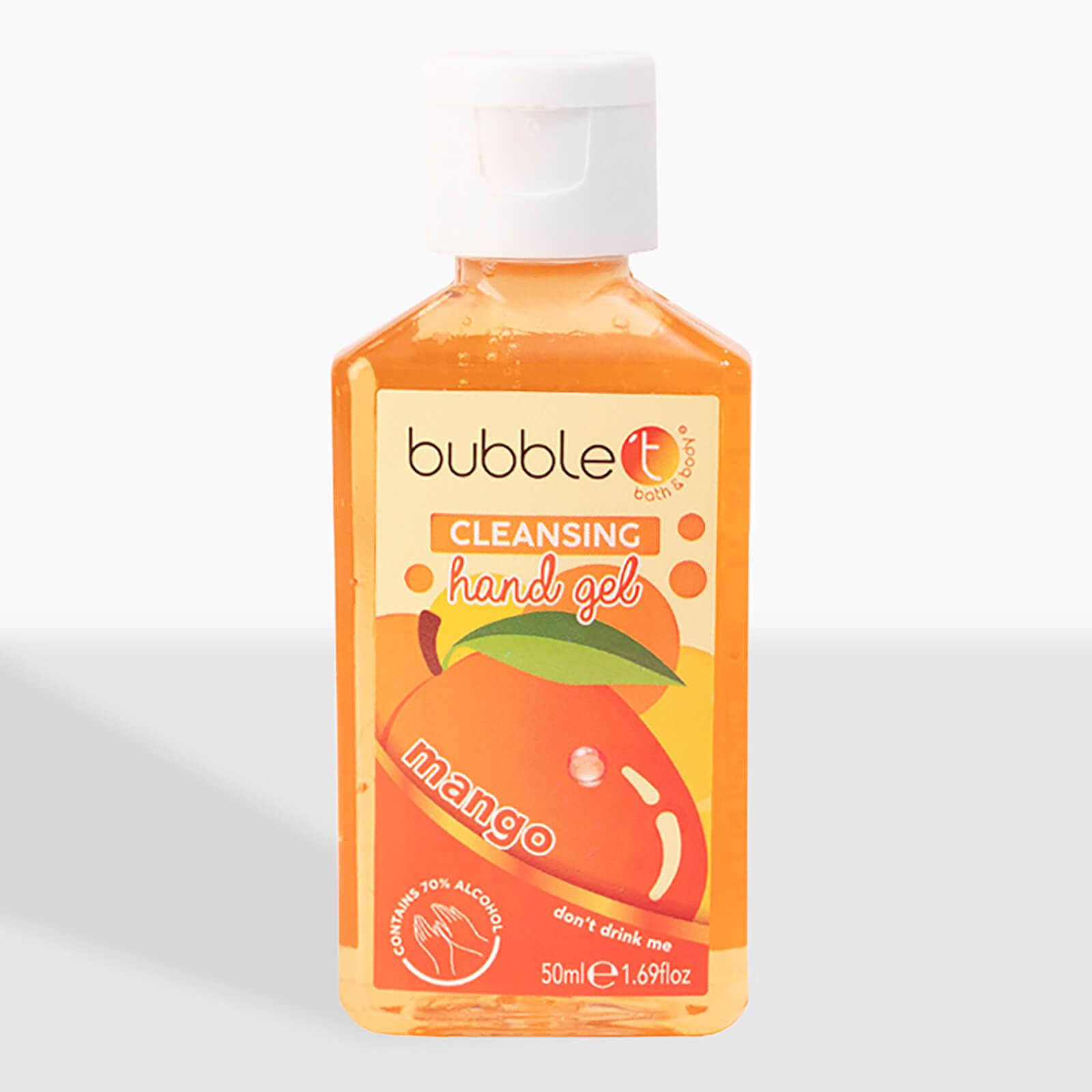 Купить Bubble T Hand Cleansing Gel - Mango 50ml