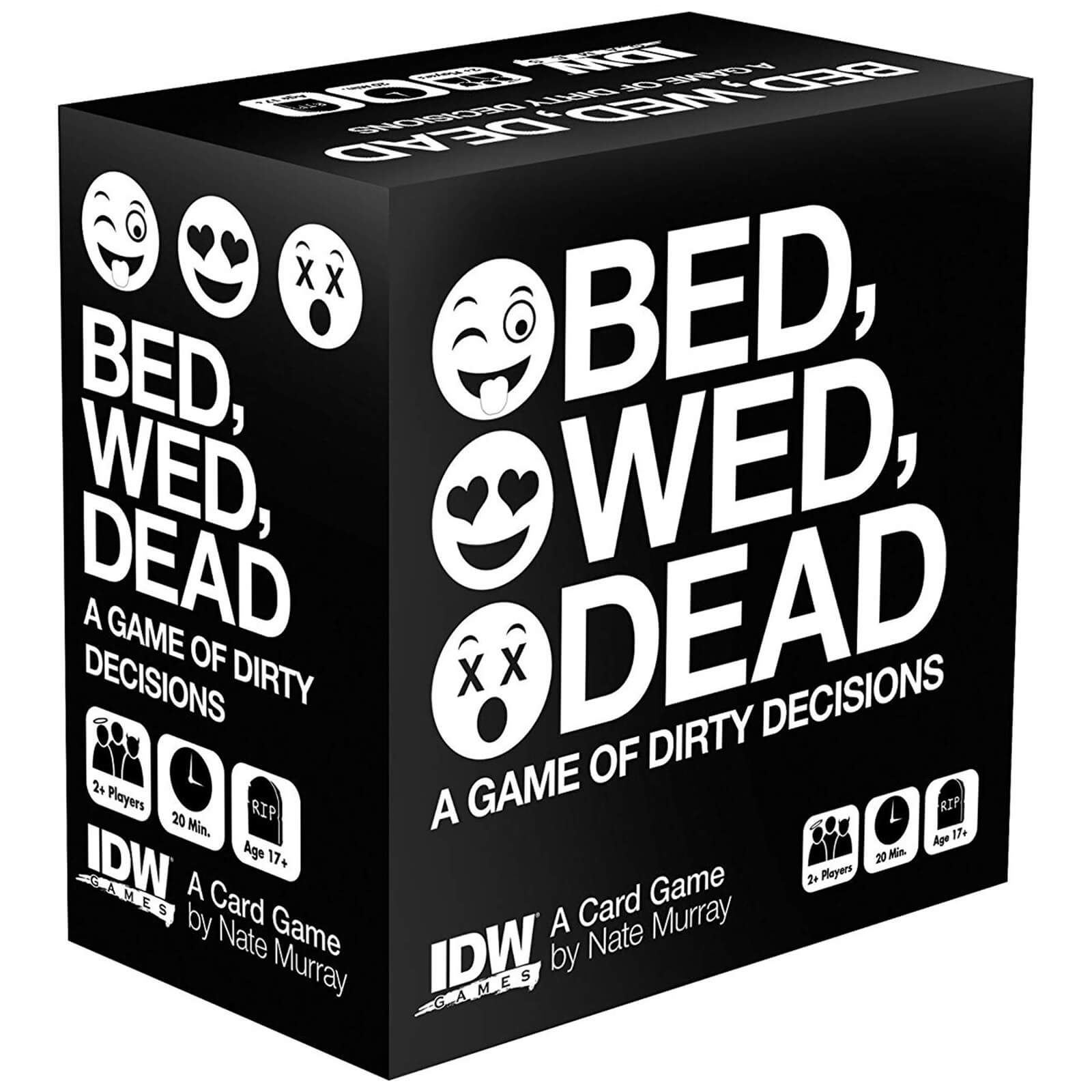 Image of Bed Wed Dead Card Game