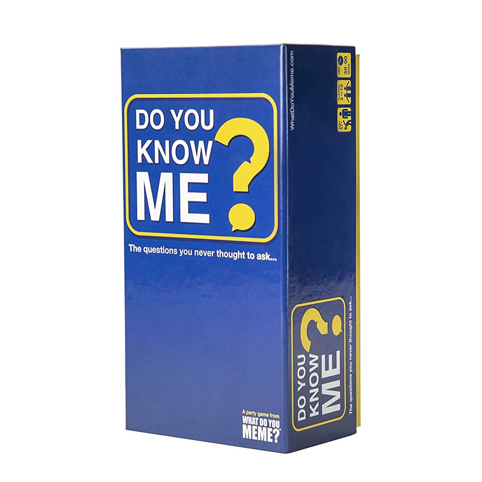 Image of Do You Know Me? Card Game