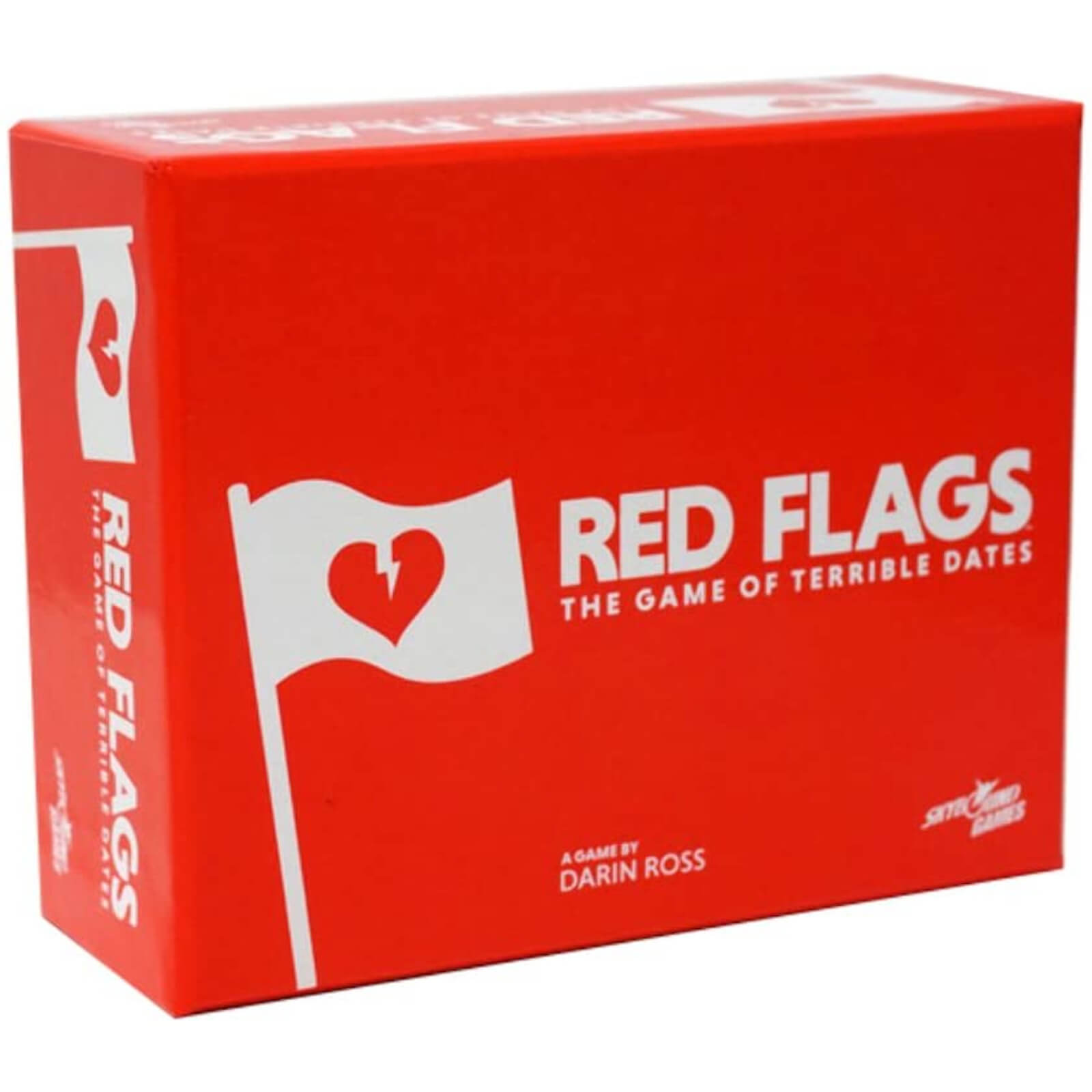 Image of Red Flags Core Deck Card Game