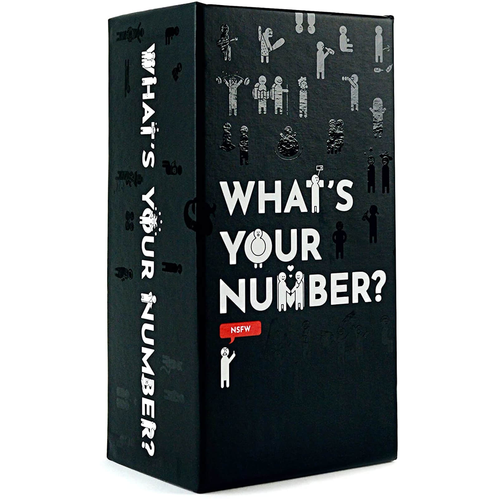 Image of What's Your Number? Card Game