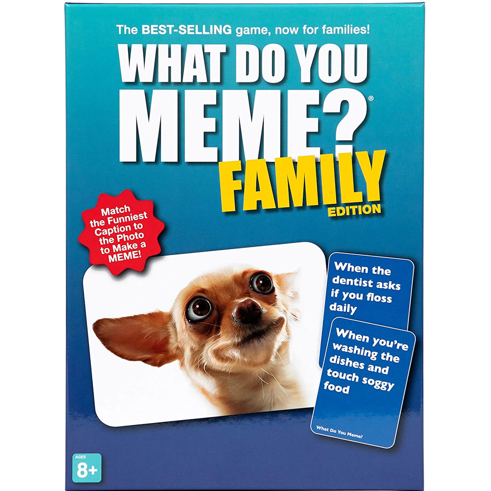 Image of What Do You Meme? Family Edition