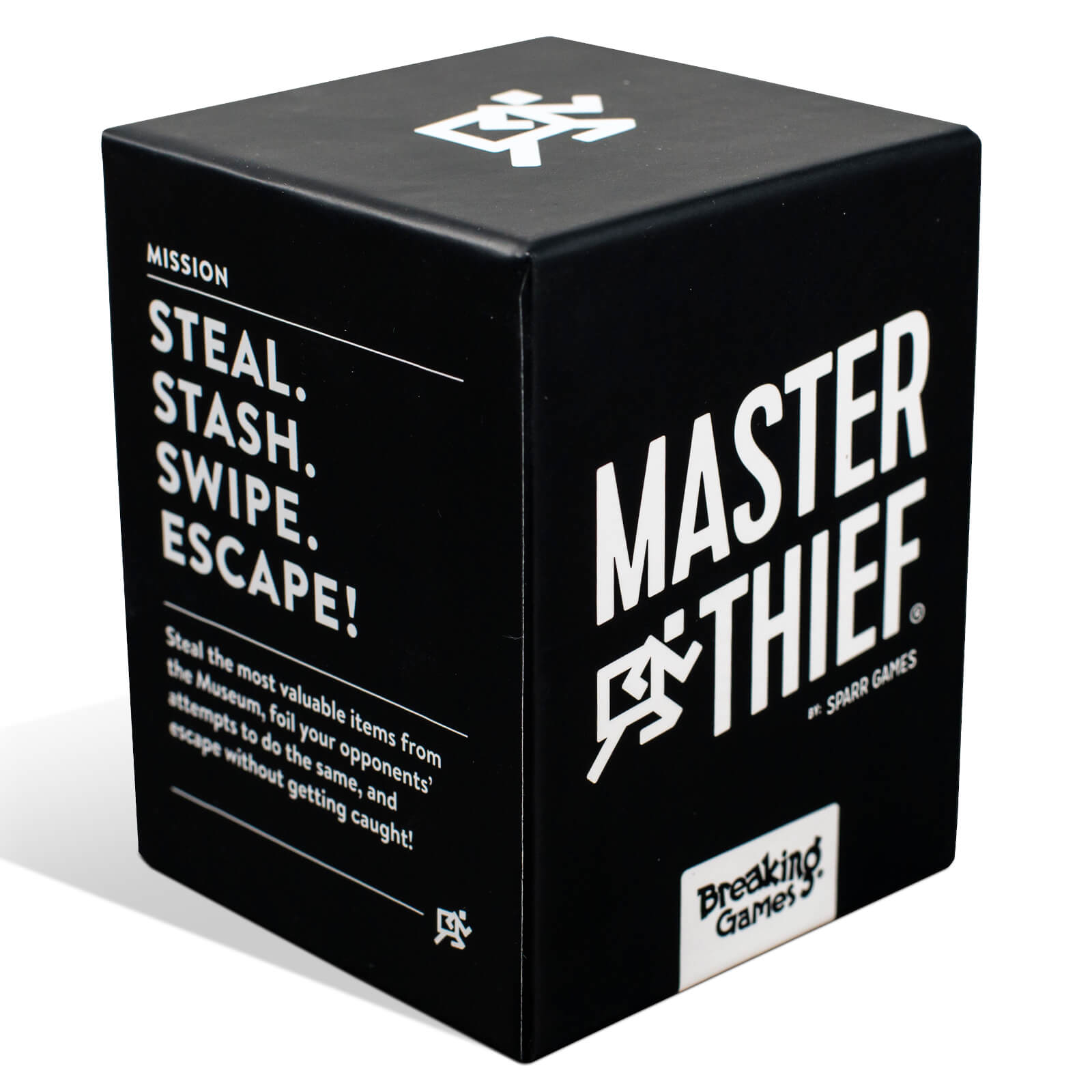 Image of Master Thief Card Game