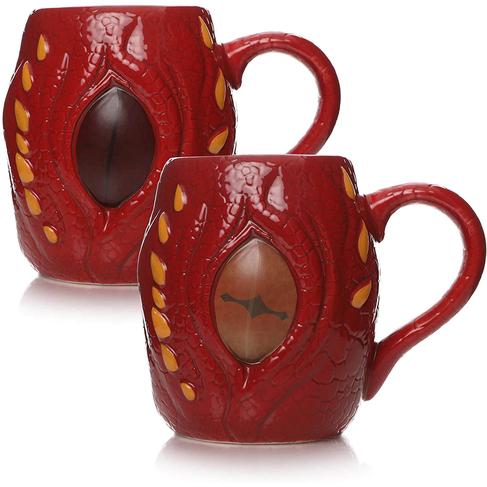 Image of The Hobbit Smaug Shaped Mug