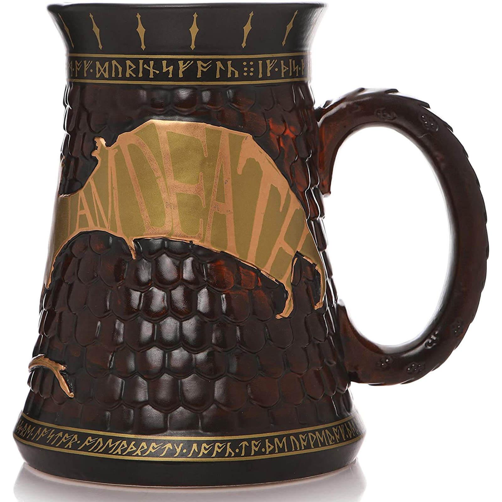 Image of The Hobbit Smaug Collectible Mug