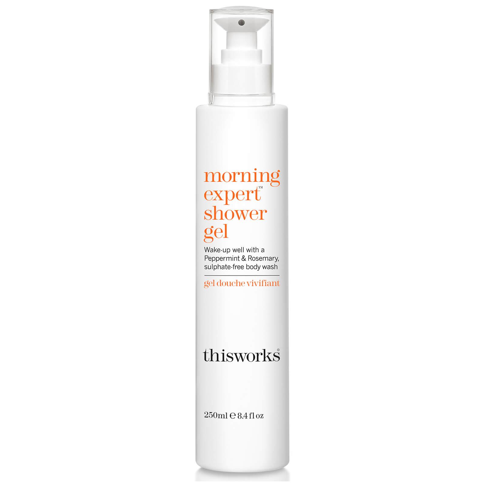 this works Morning Expert Shower Gel 250ml