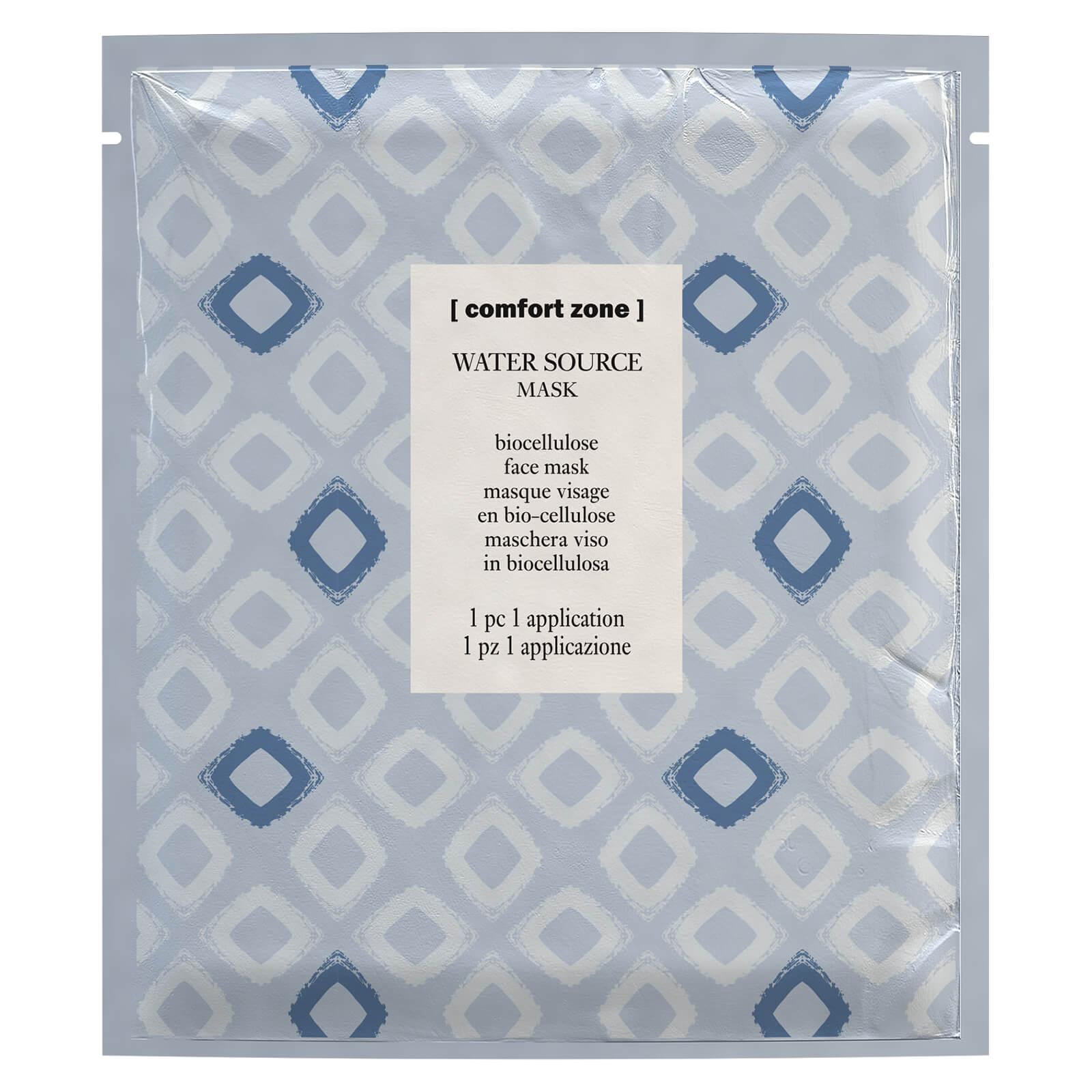 Comfort Zone Water Source Sheet Mask 300g