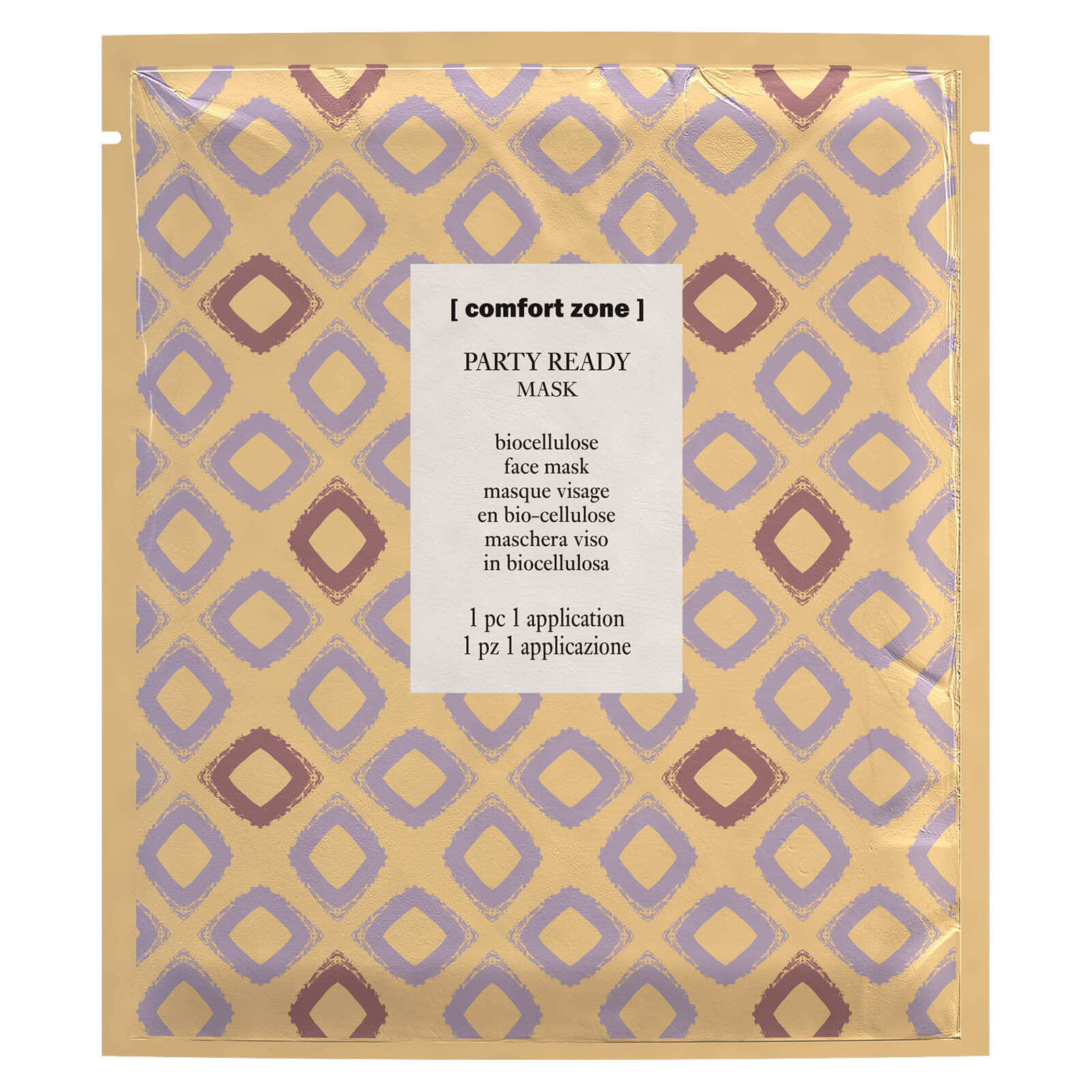 Comfort Zone Party Ready Sheet Mask 300g