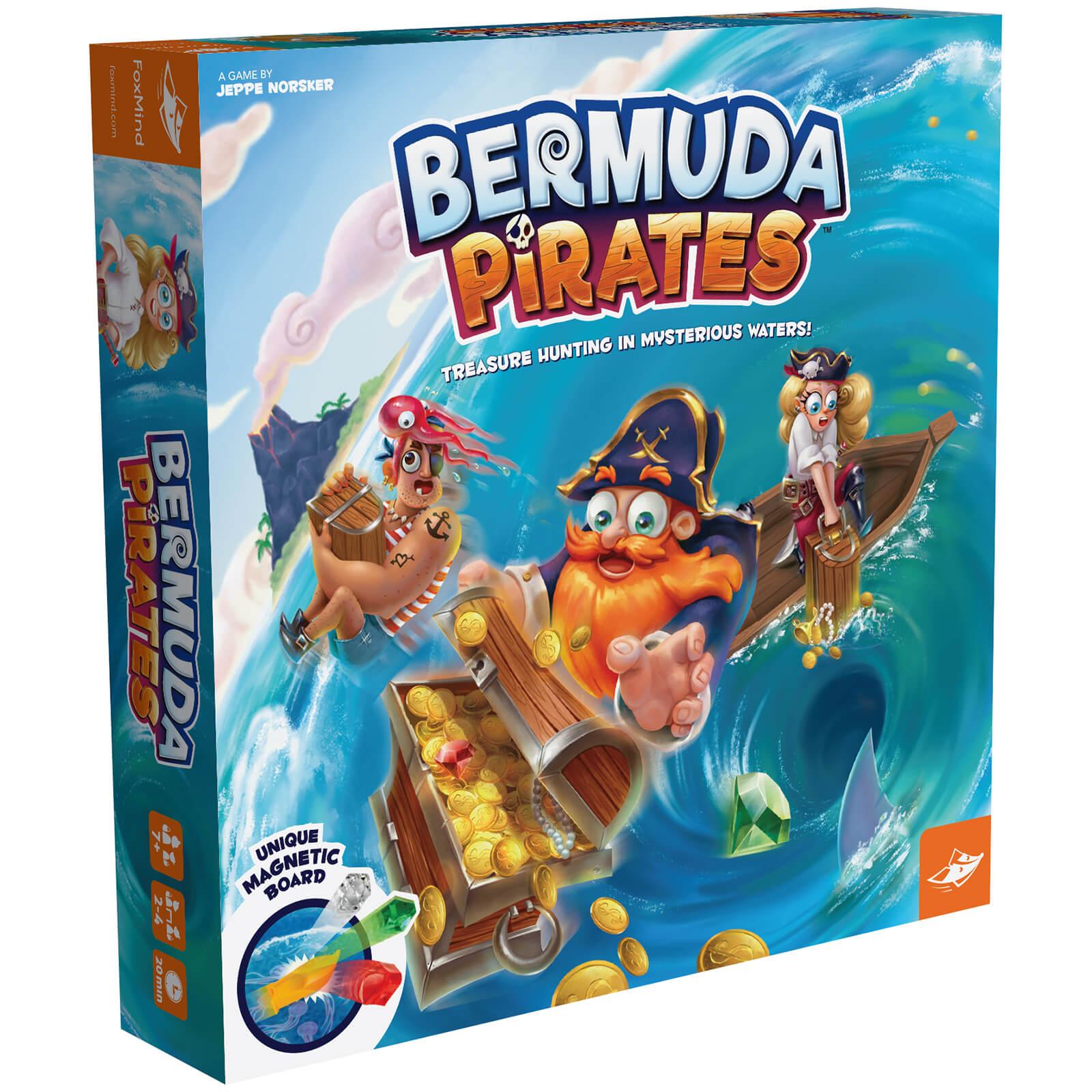Image of Bermuda Pirates Board Game