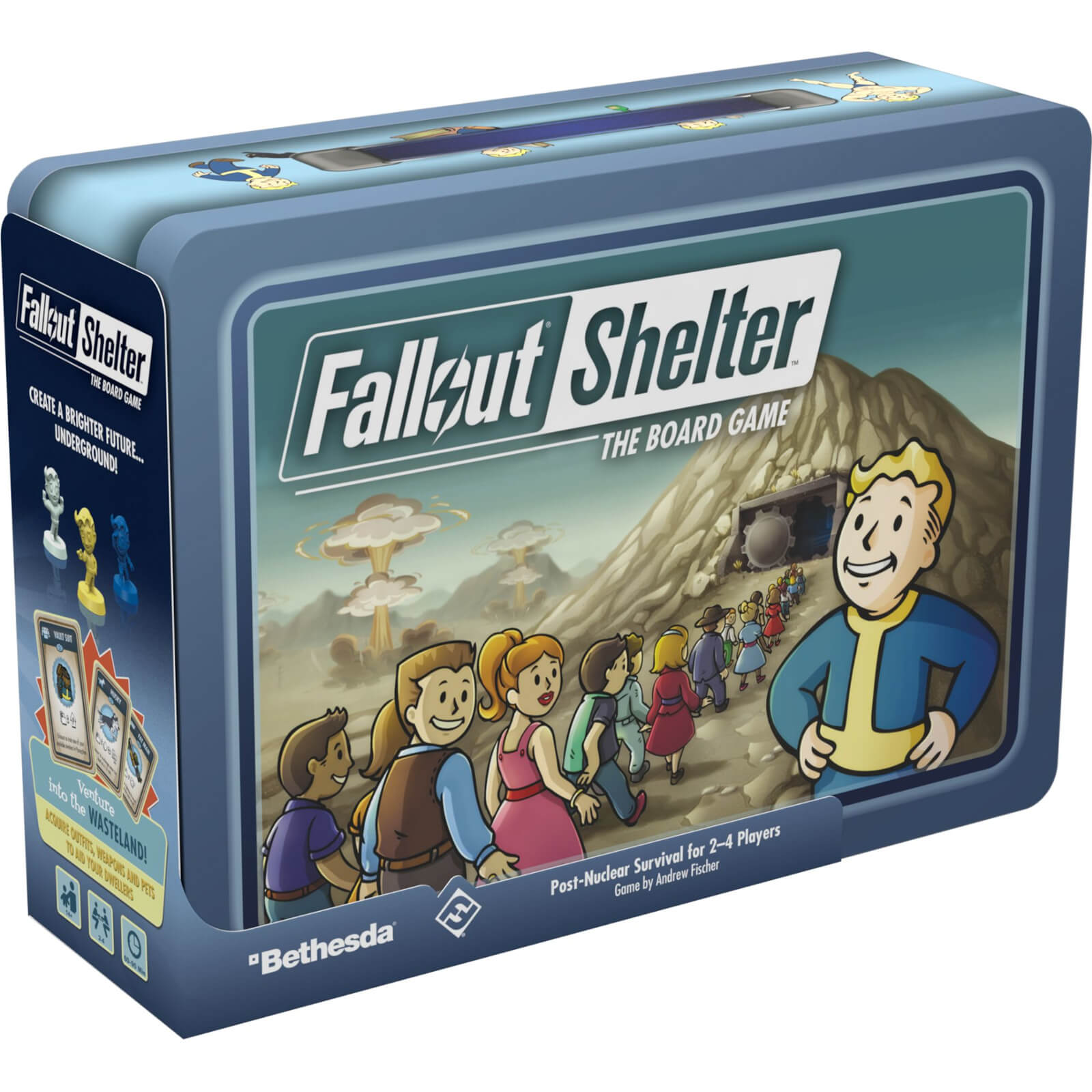 Image of Fallout Shelter: The Board Game