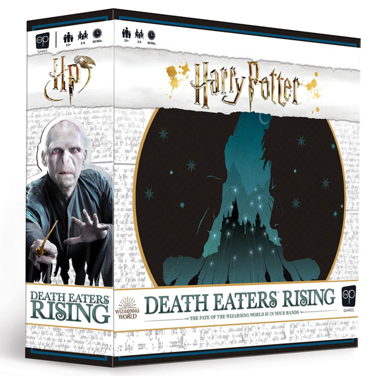 Image of Harry Potter Death Eaters Rising Board Game