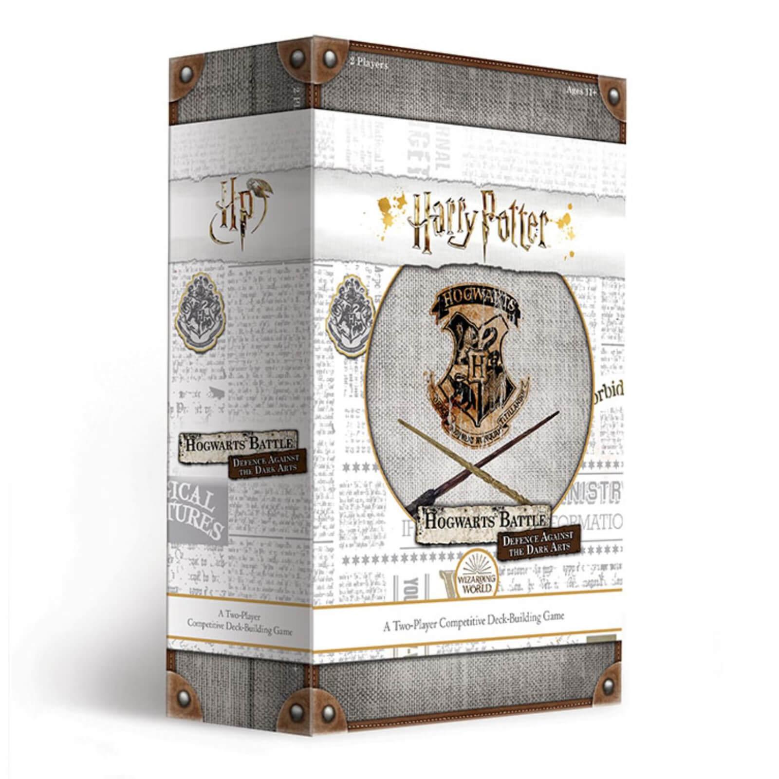 Image of Harry Potter Hogwarts Battle- Defence Against the Dark Arts Card Game