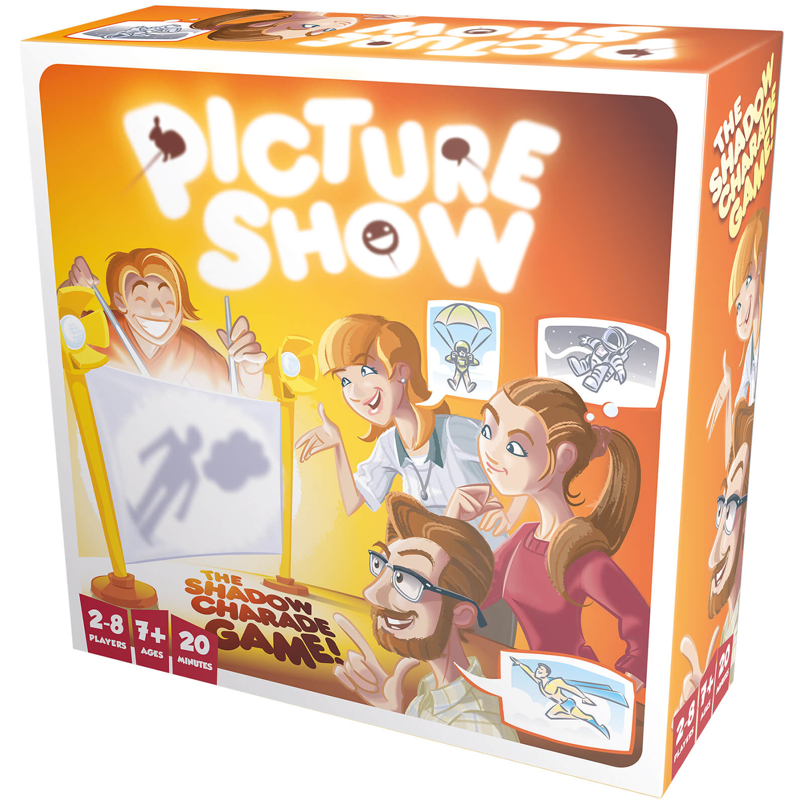 Image of Picture Show Party Game