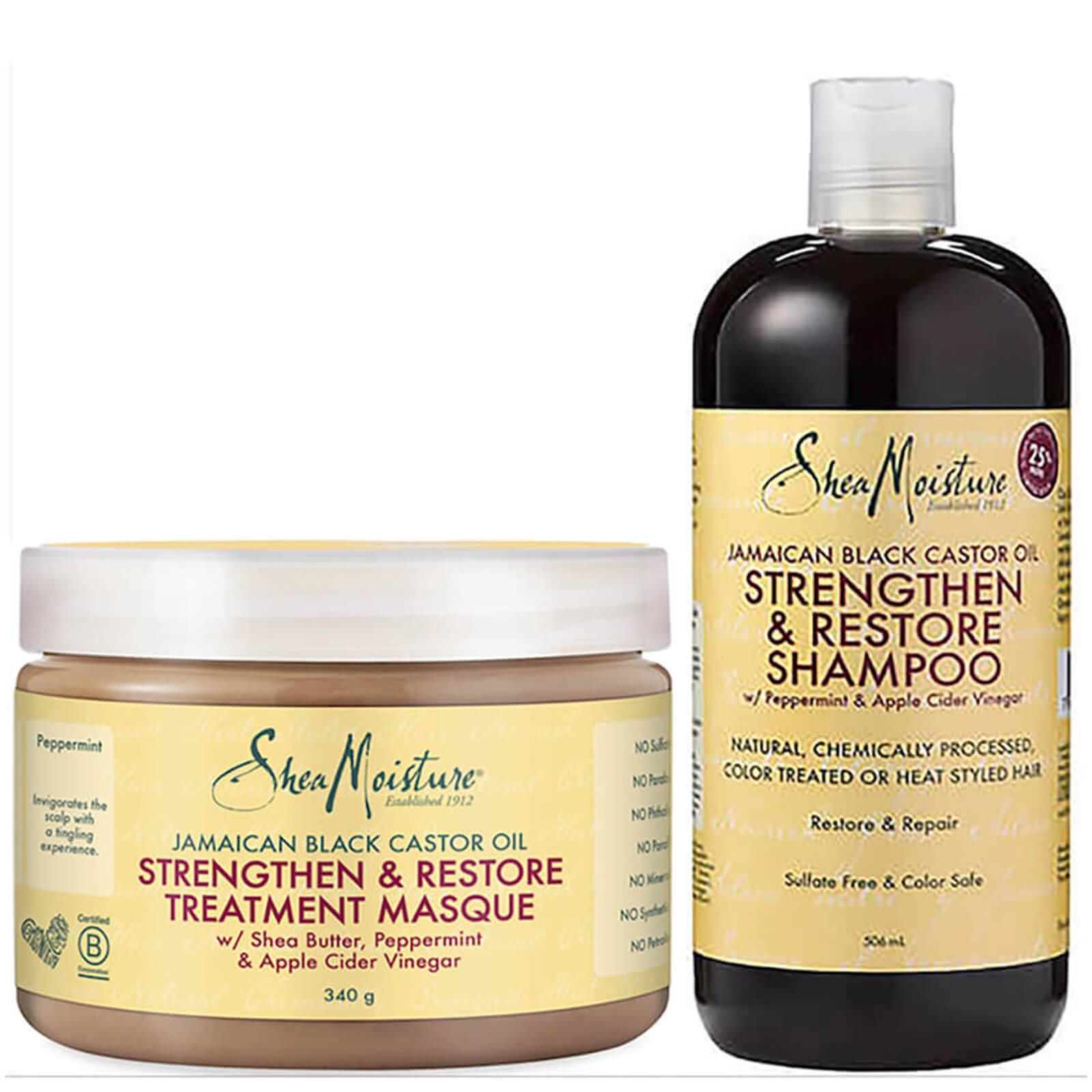shea moisture jamaican black castor oil duo (worth £25.98)