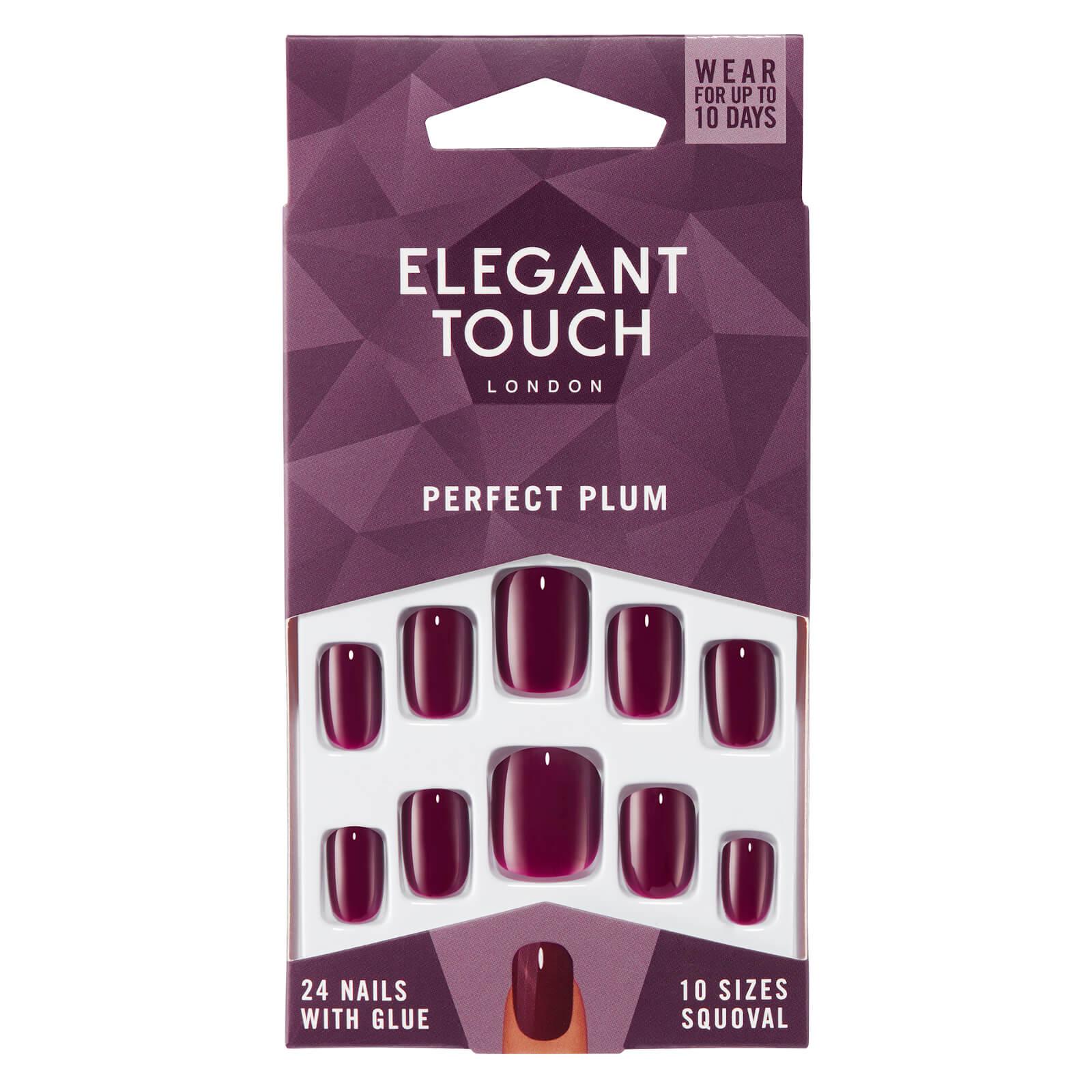 Купить Elegant Touch Perfect Plum Nails