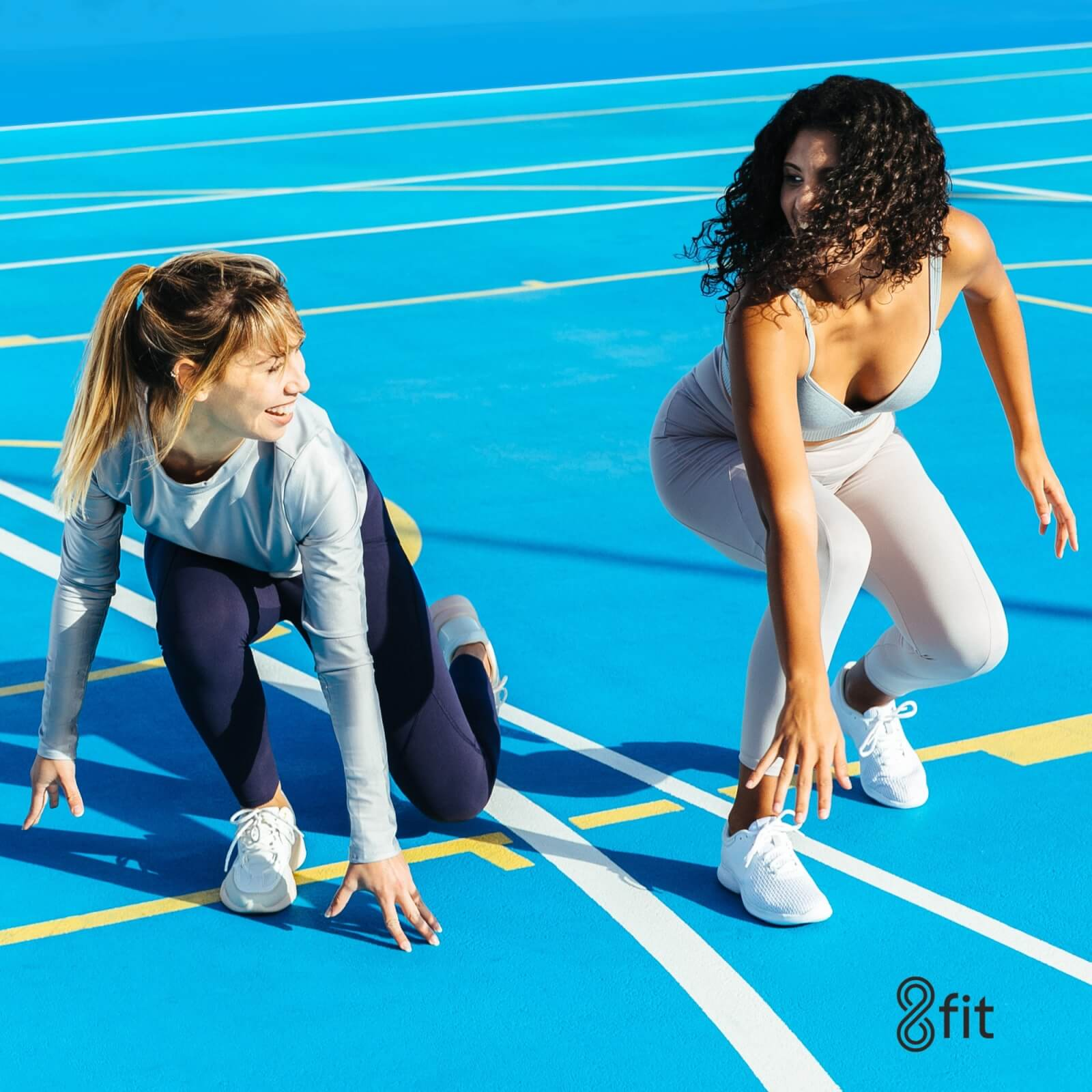 Image of Myprotein 8-FIT - 3 Month Free Trial (FR)