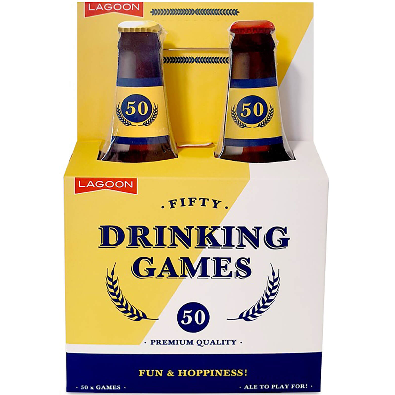 Image of Fifty Drinking Games