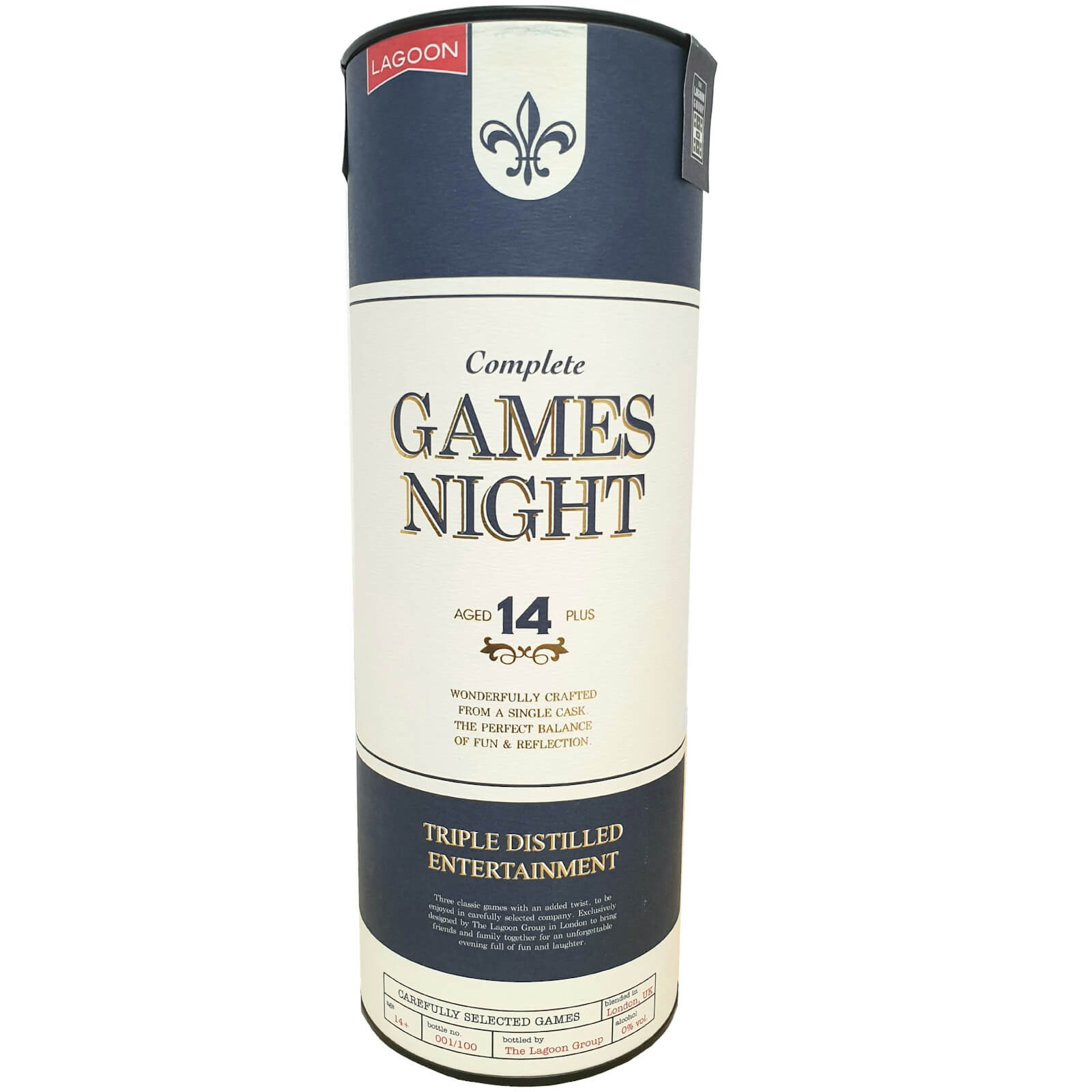 Image of Complete Games Night