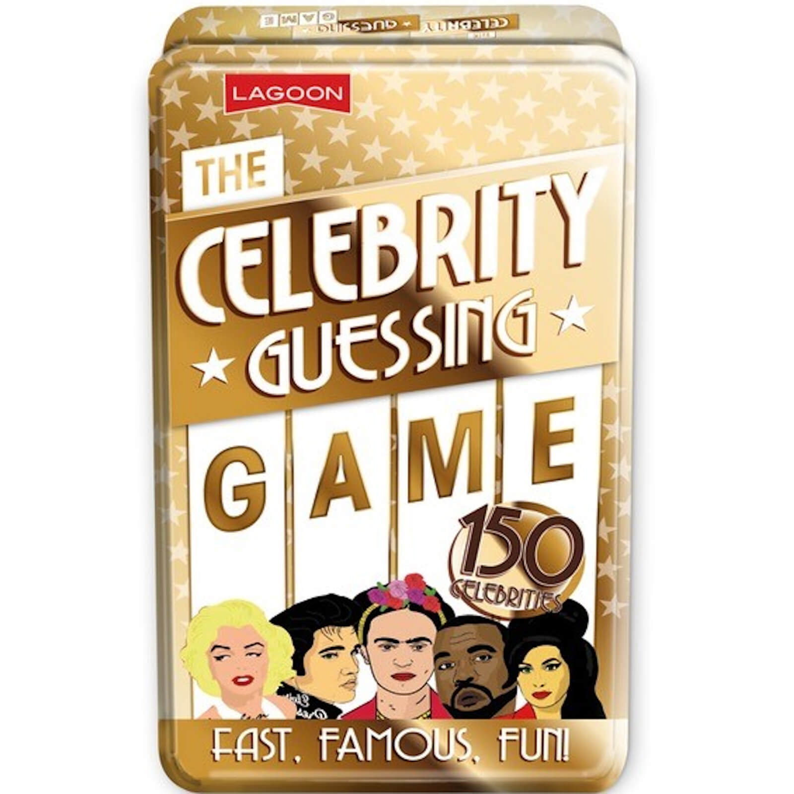 Image of The Celebrity Guessing Game