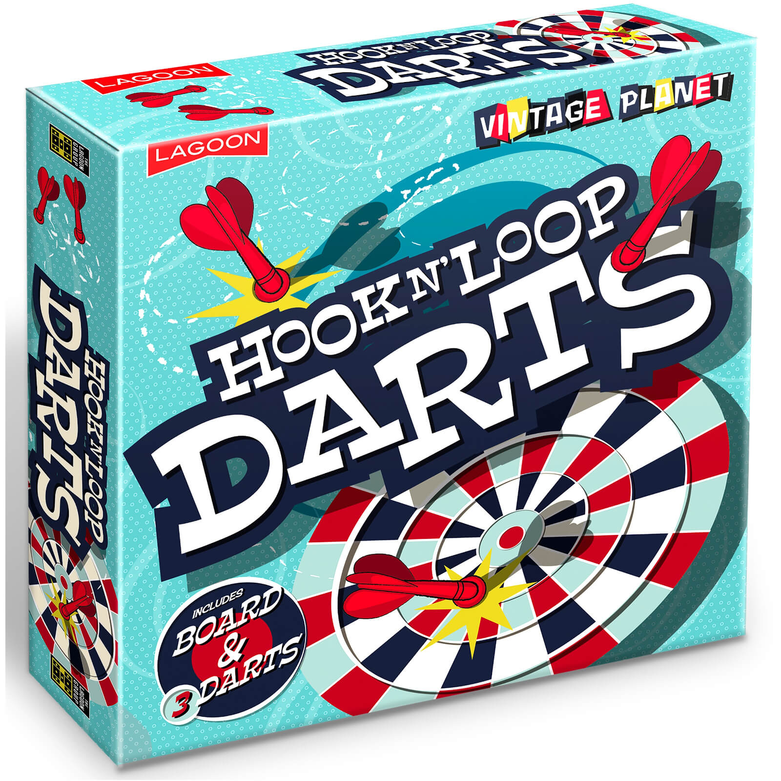 Image of Hook and Loop Darts Game