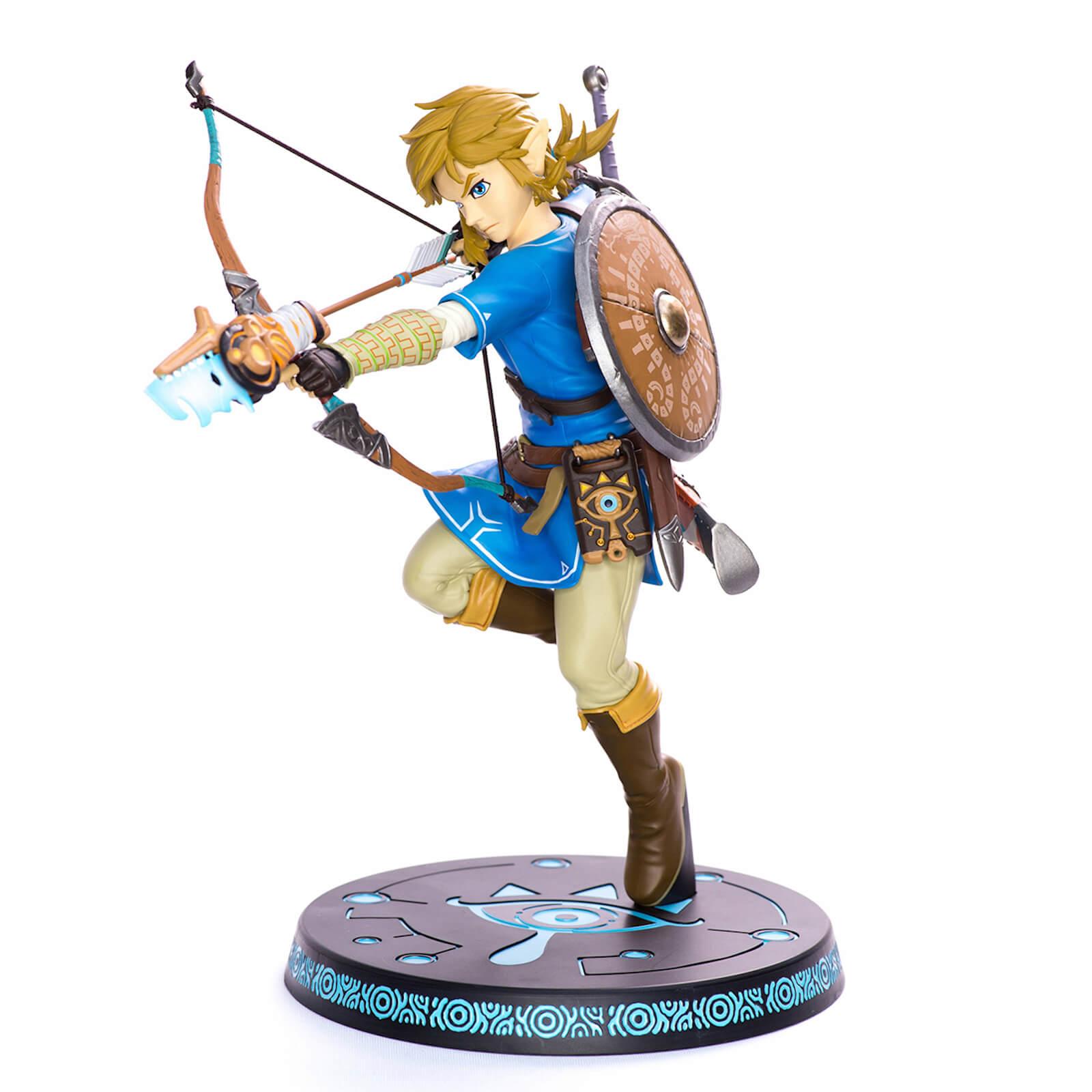 Image of First 4 Figures The Legend Of Zelda: Breath of the Wild 25cm PVC Figures - Link