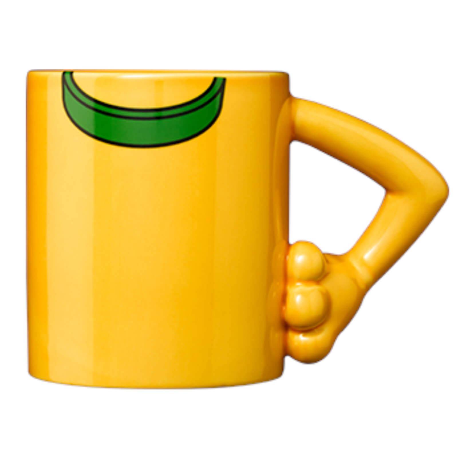 Image of Meta Merch Disney Pluto Arm Mug