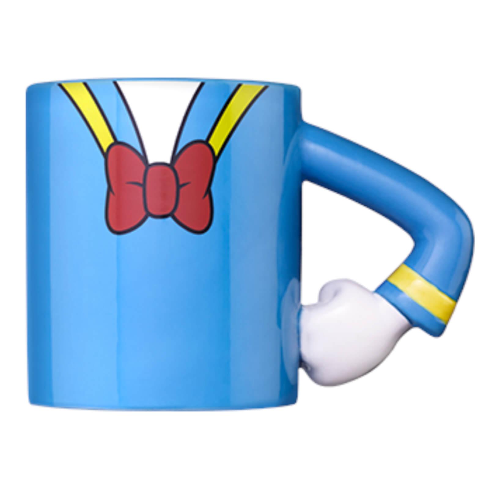 Image of Meta Merch Disney Donald Duck Arm Mug