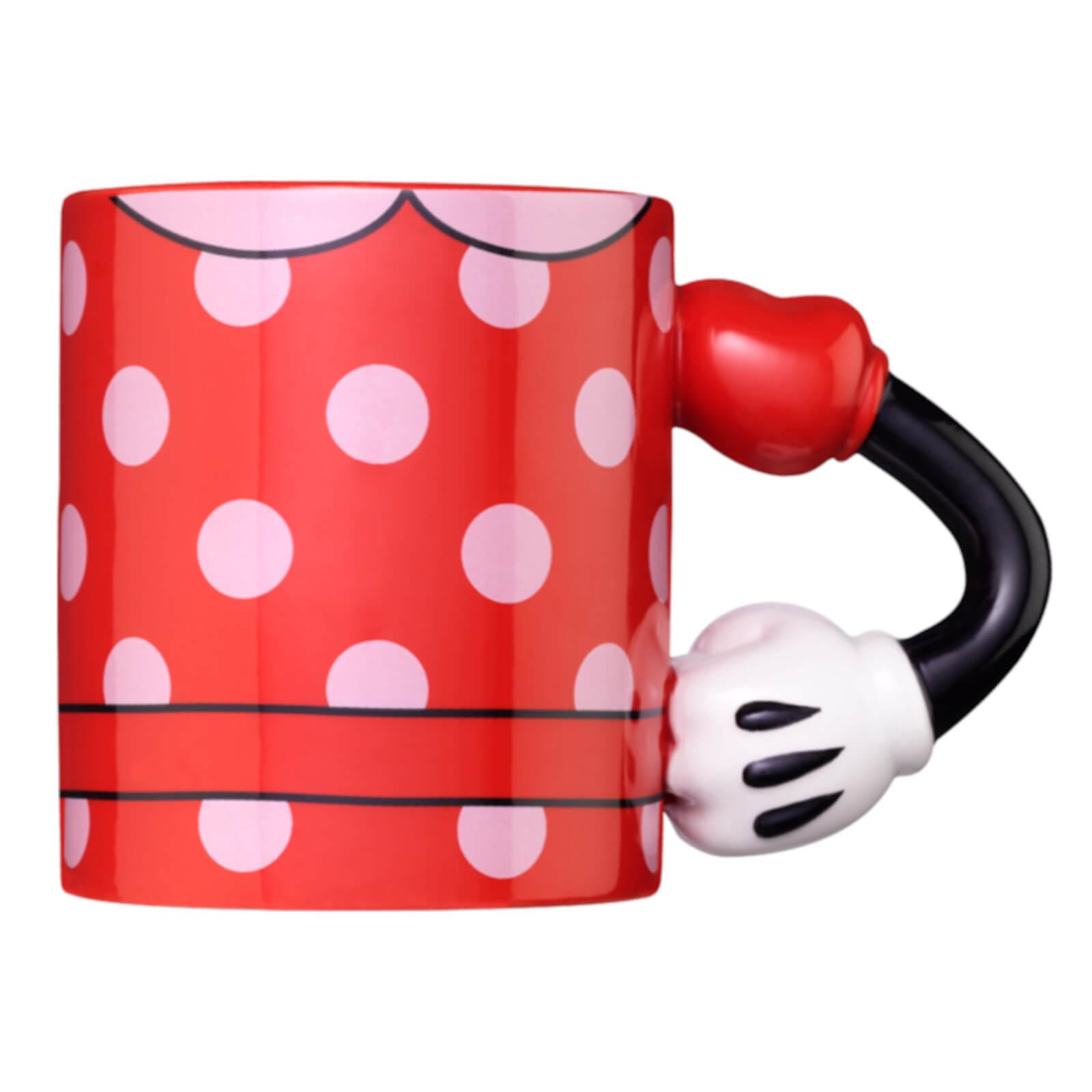 Image of Meta Merch Disney Minnie Mouse Arm Mug