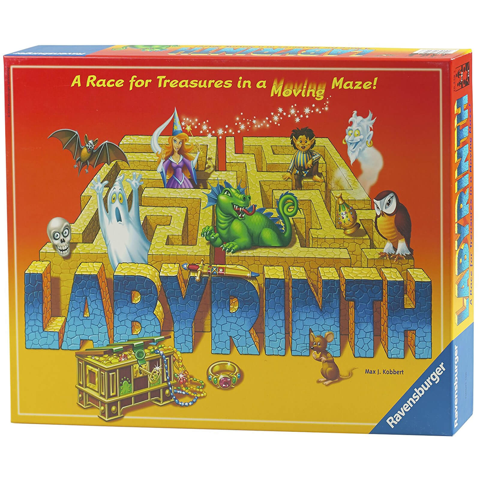 Image of Ravensburger Labyrinth Board Game