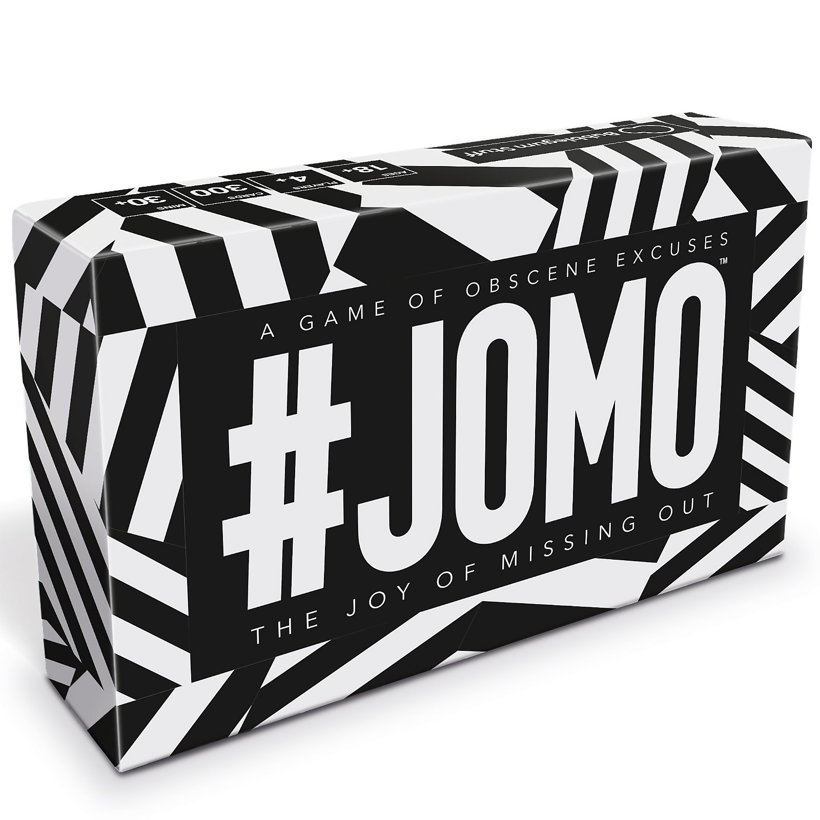Image of JOMO Perfect Excuses to Miss Out Cards