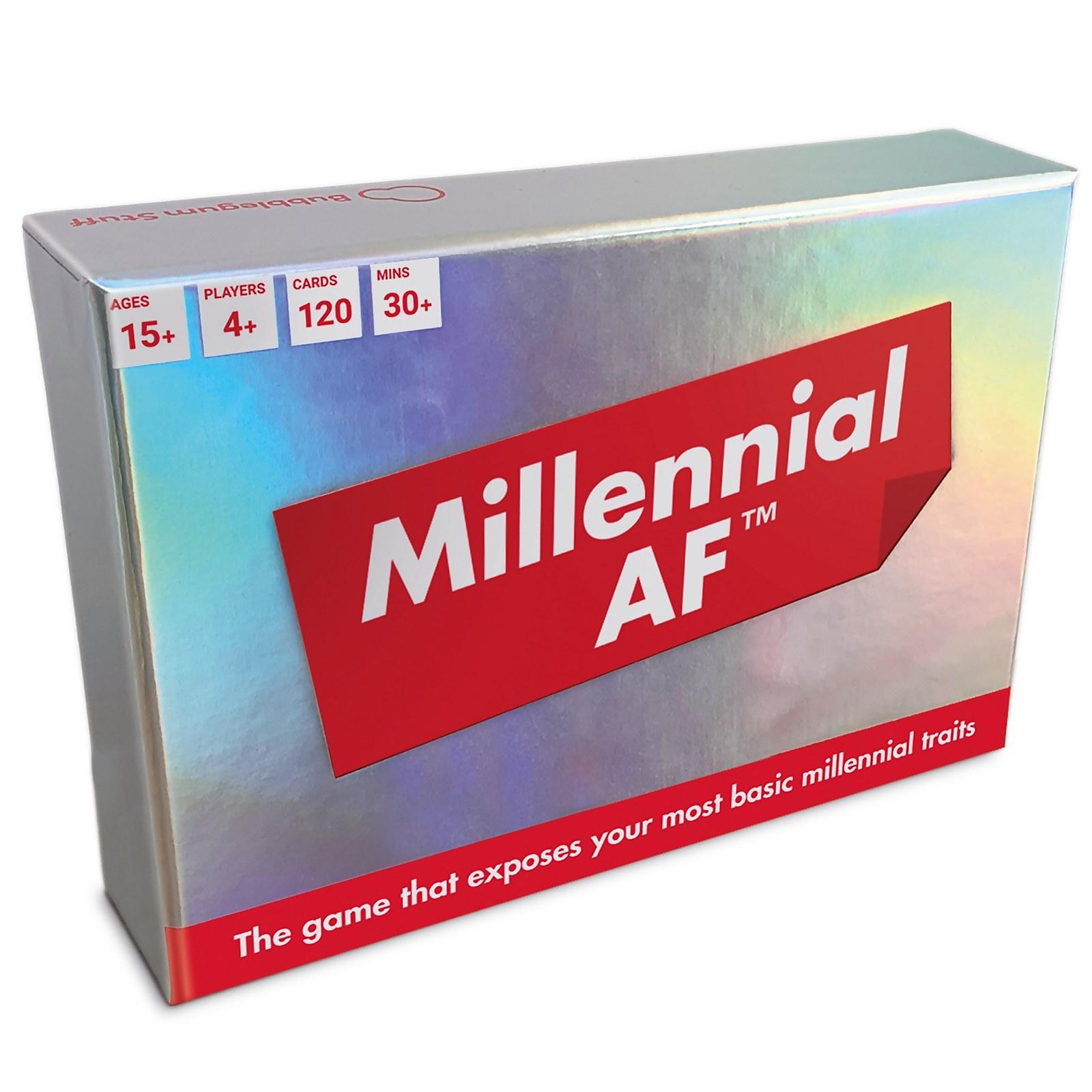 Image of Millennial AF Card Game