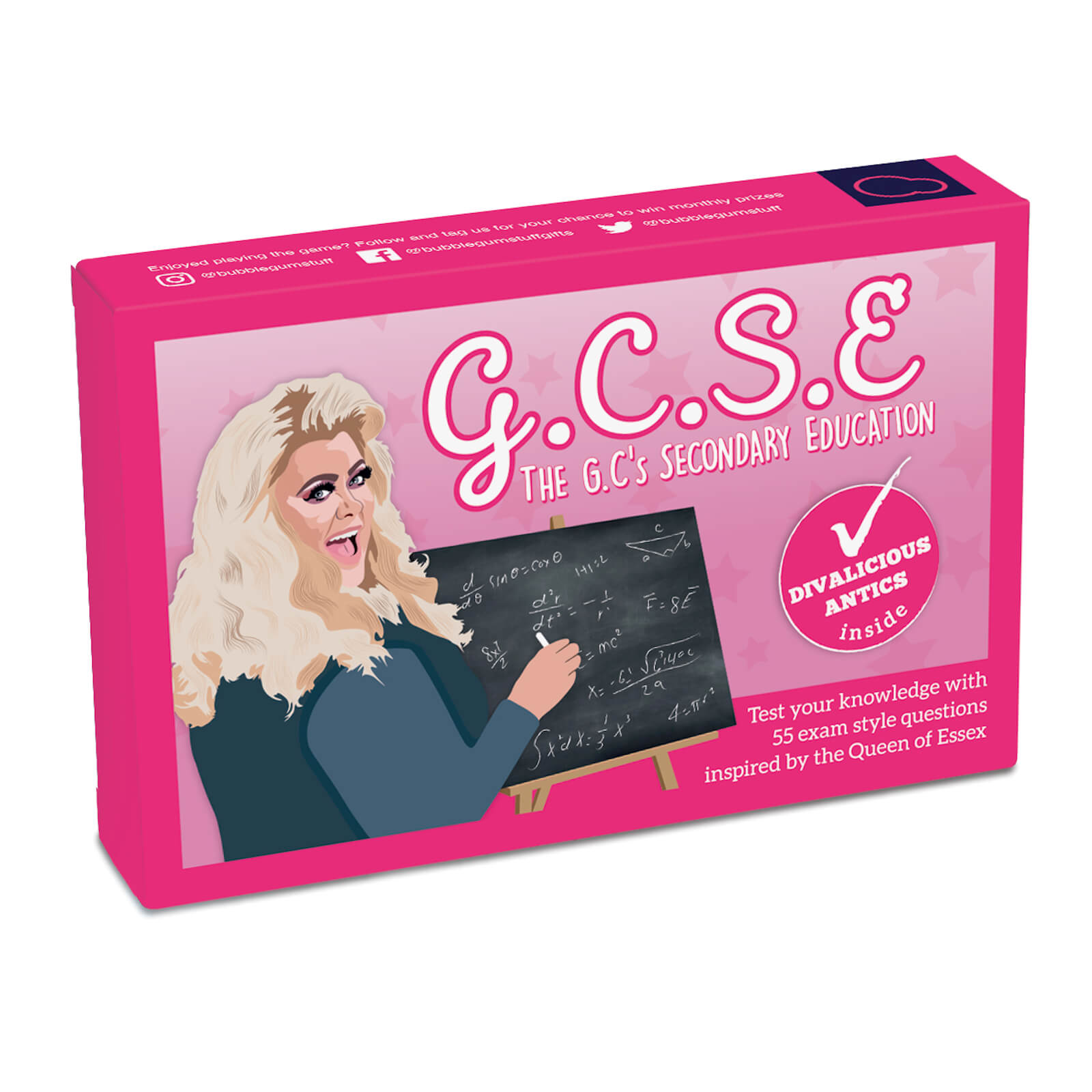 Image of G.C.S.E Card Game