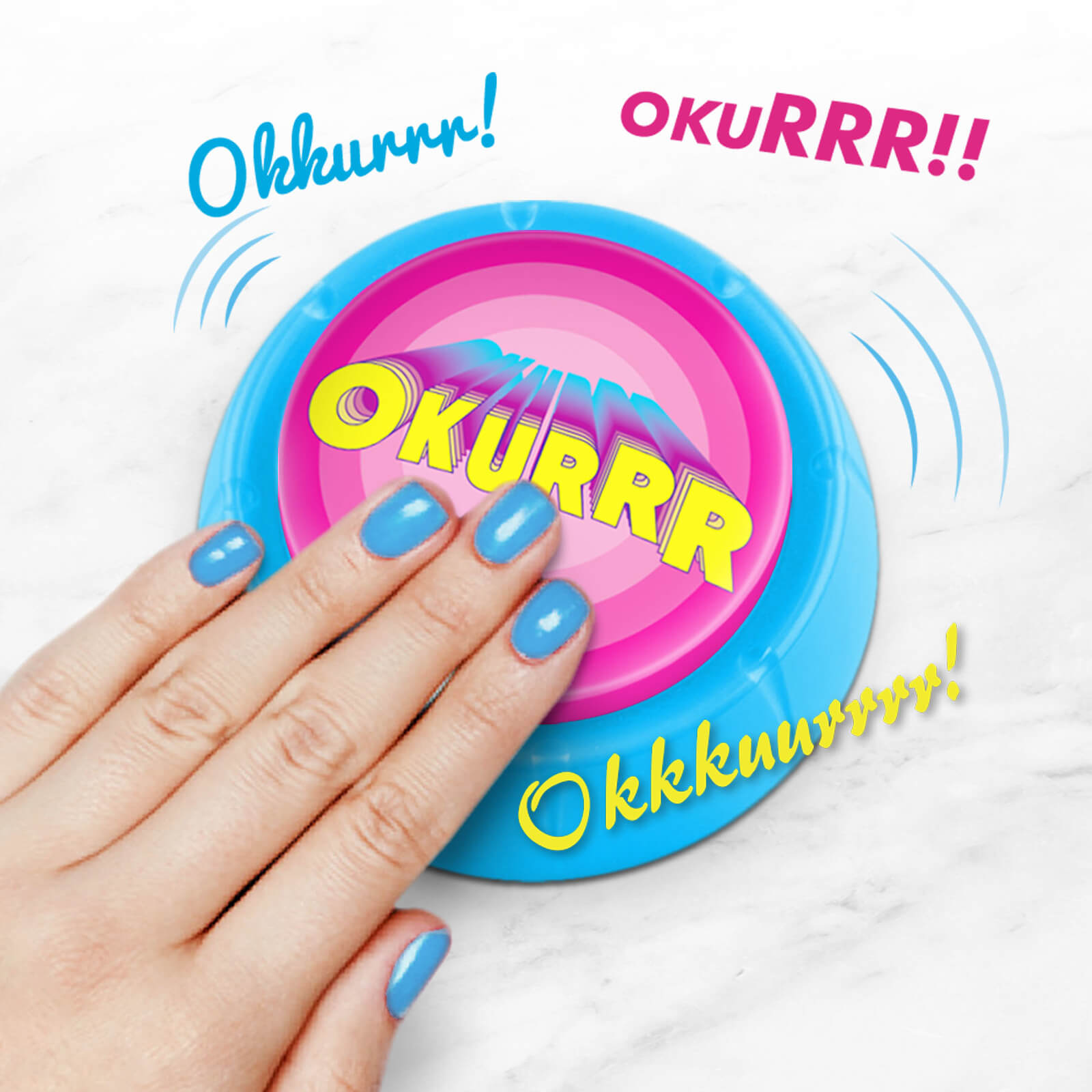 Image of Okurrr Sound Button